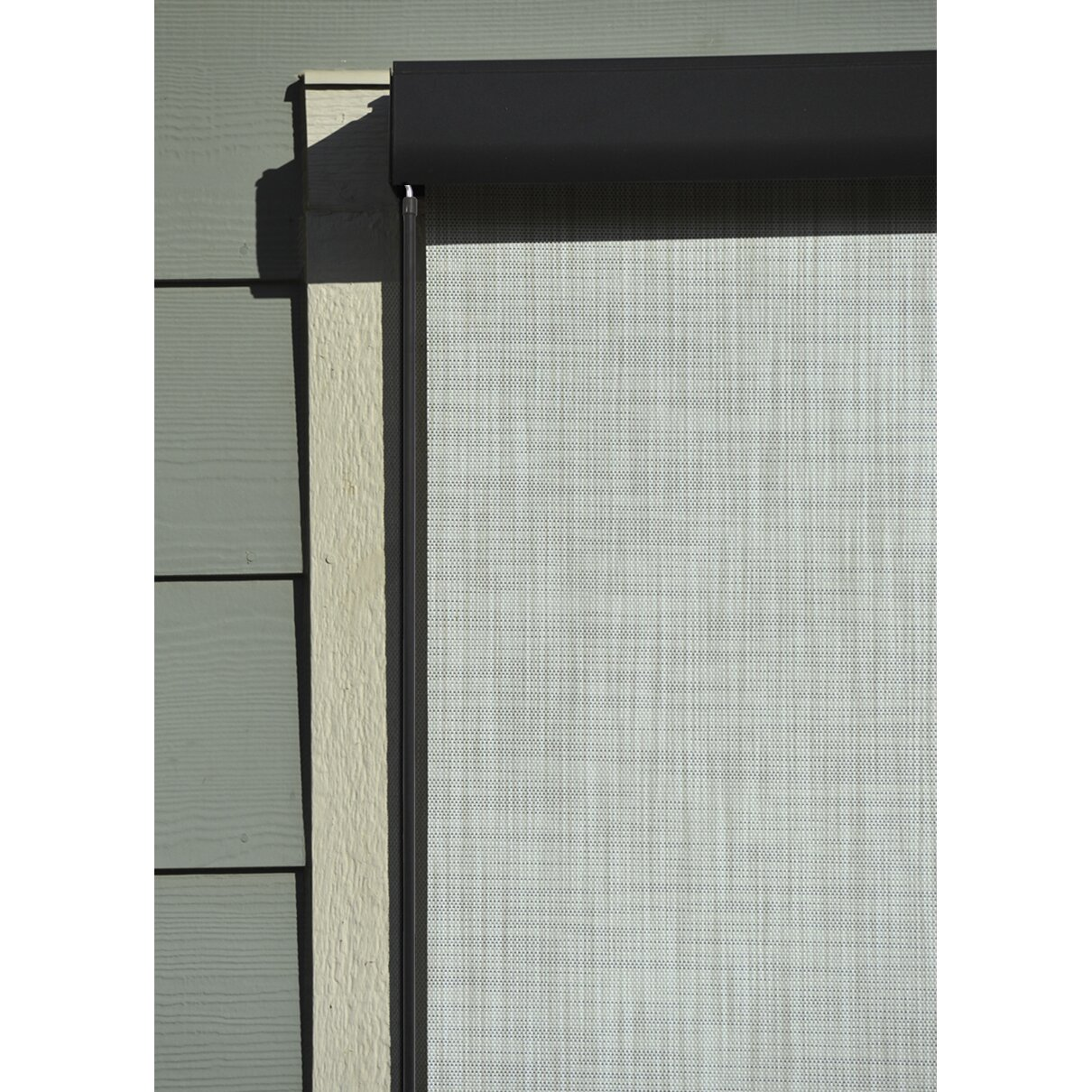 Keystone Fabrics Pole Operated Exterior Outdoor Solar Shades Reviews Wayfair