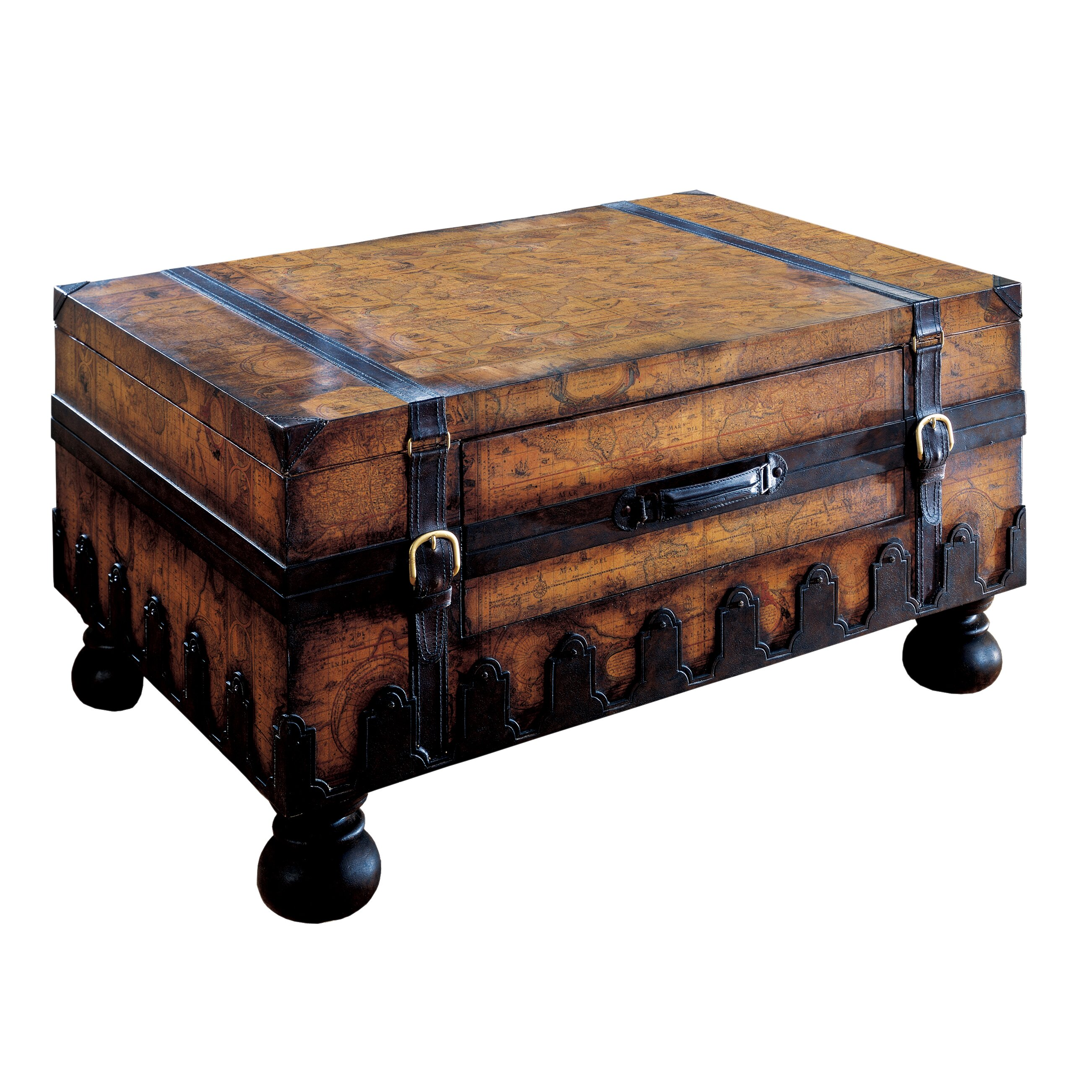 Next Trunk Coffee Table: Butler Heritage Trunk Coffee Table & Reviews