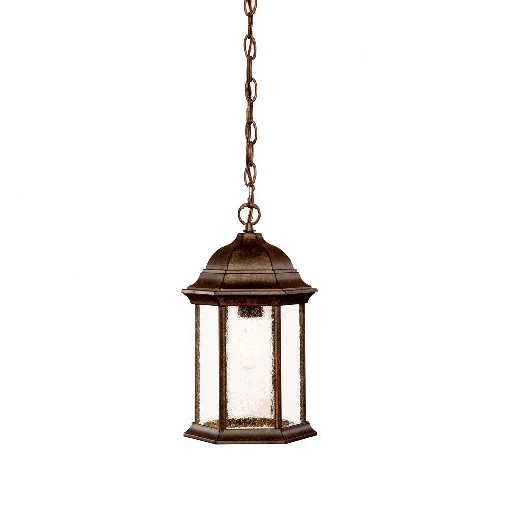 Wayfair Outdoor Hanging Lights: Madison 1 Light Outdoor Hanging Lantern