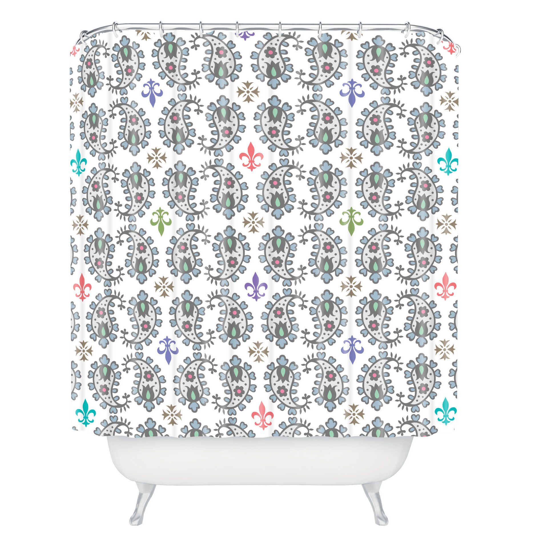 Famous Deny Shower Curtain Sale Contemporary - Bathtub for ...