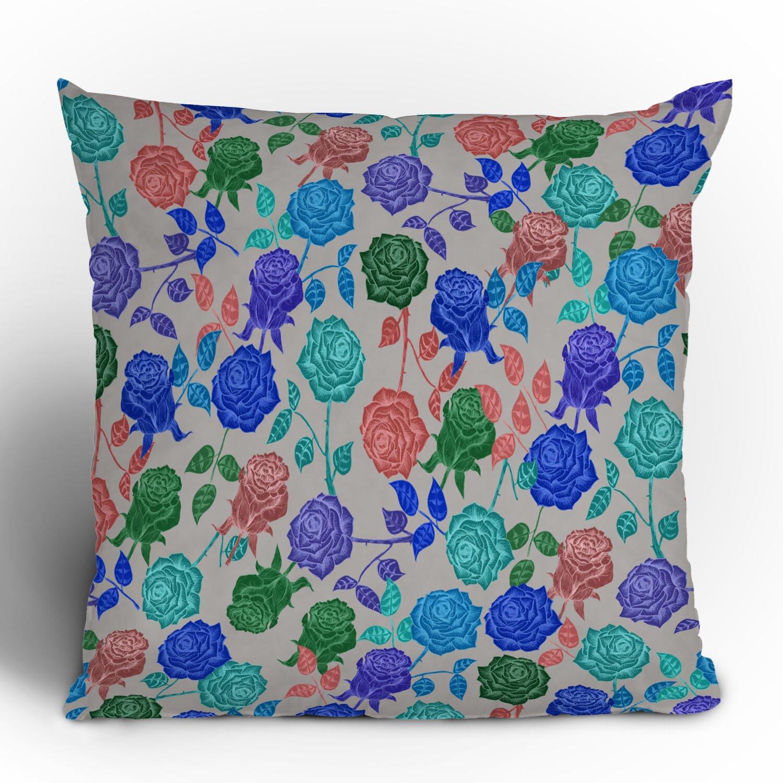 Bianca Green Throw Pillow Wayfair