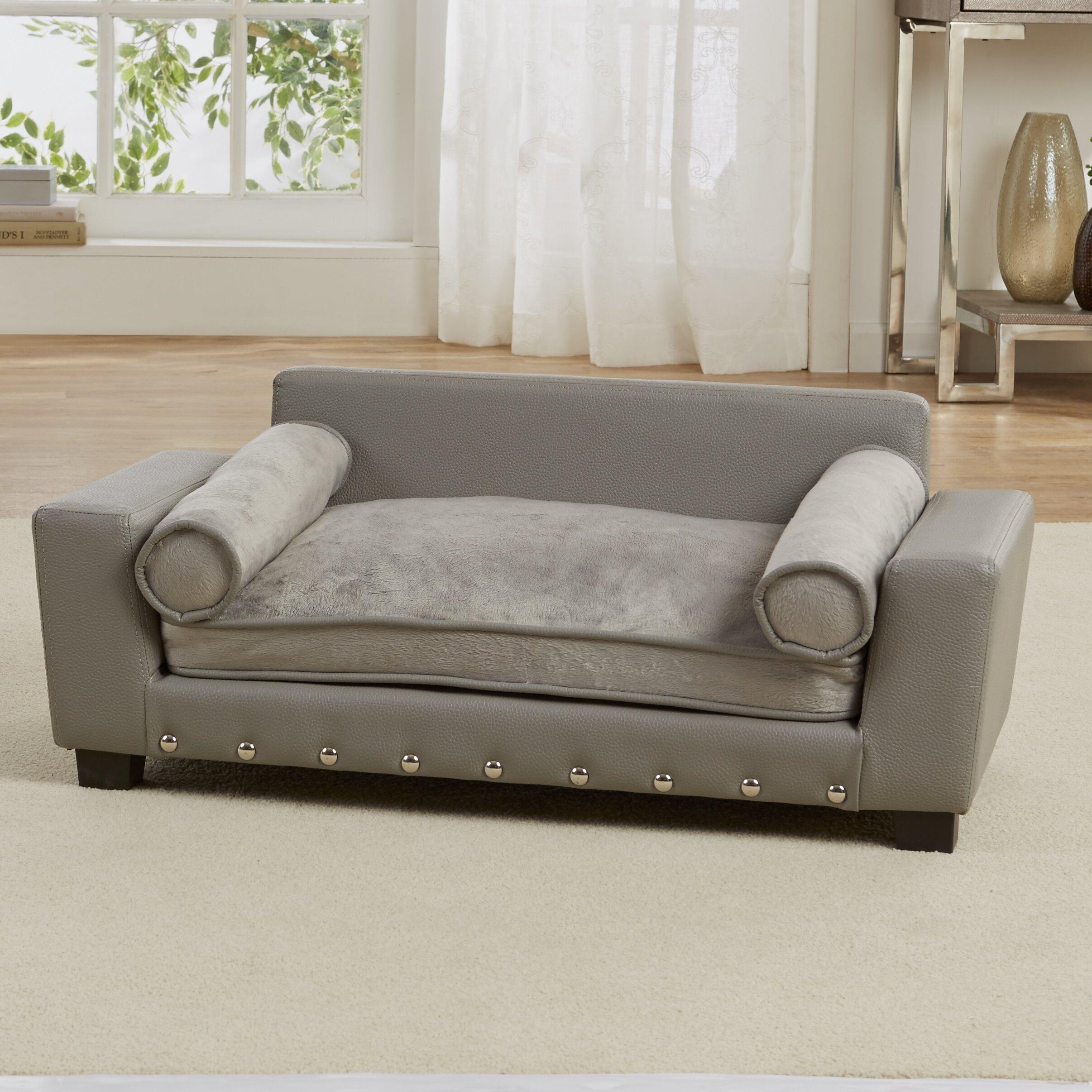 Bootsie Scout Dog Sofa With Cushion Wayfair
