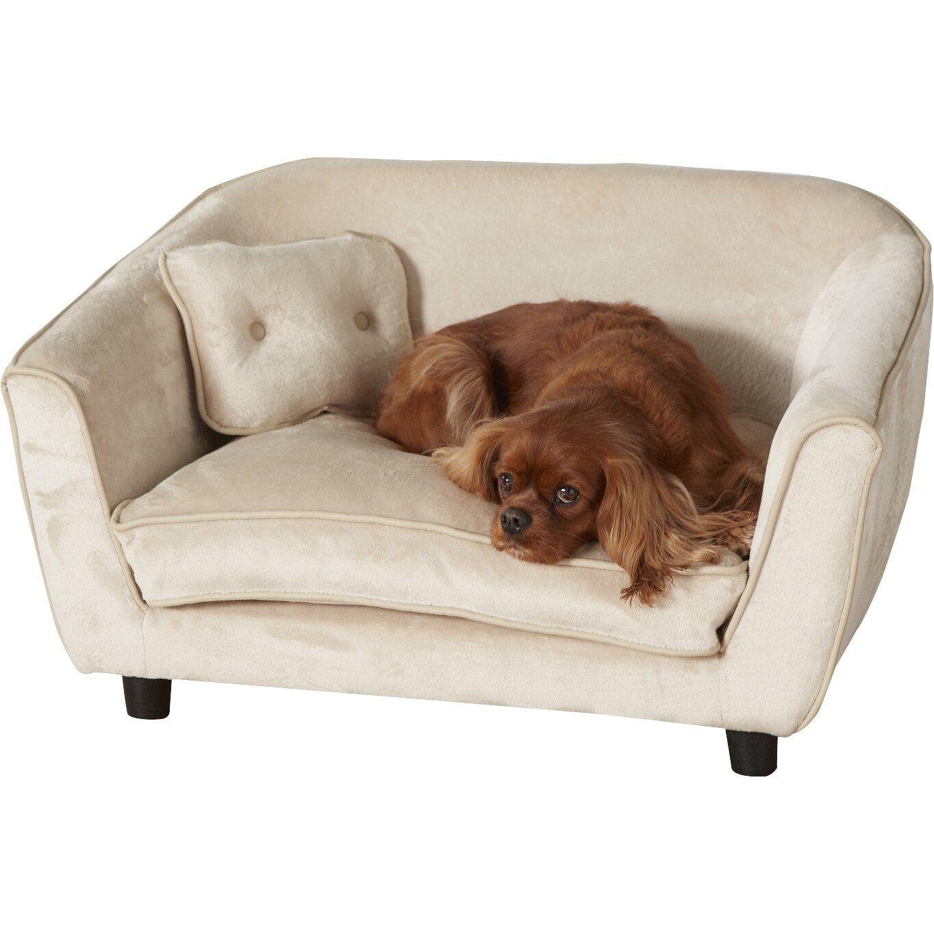 enchanted home pet ultra plush large astro dog sofa. Black Bedroom Furniture Sets. Home Design Ideas