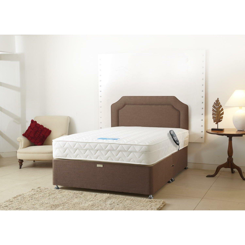 bodyease upholstered adjustable bed reviews wayfair uk. Black Bedroom Furniture Sets. Home Design Ideas