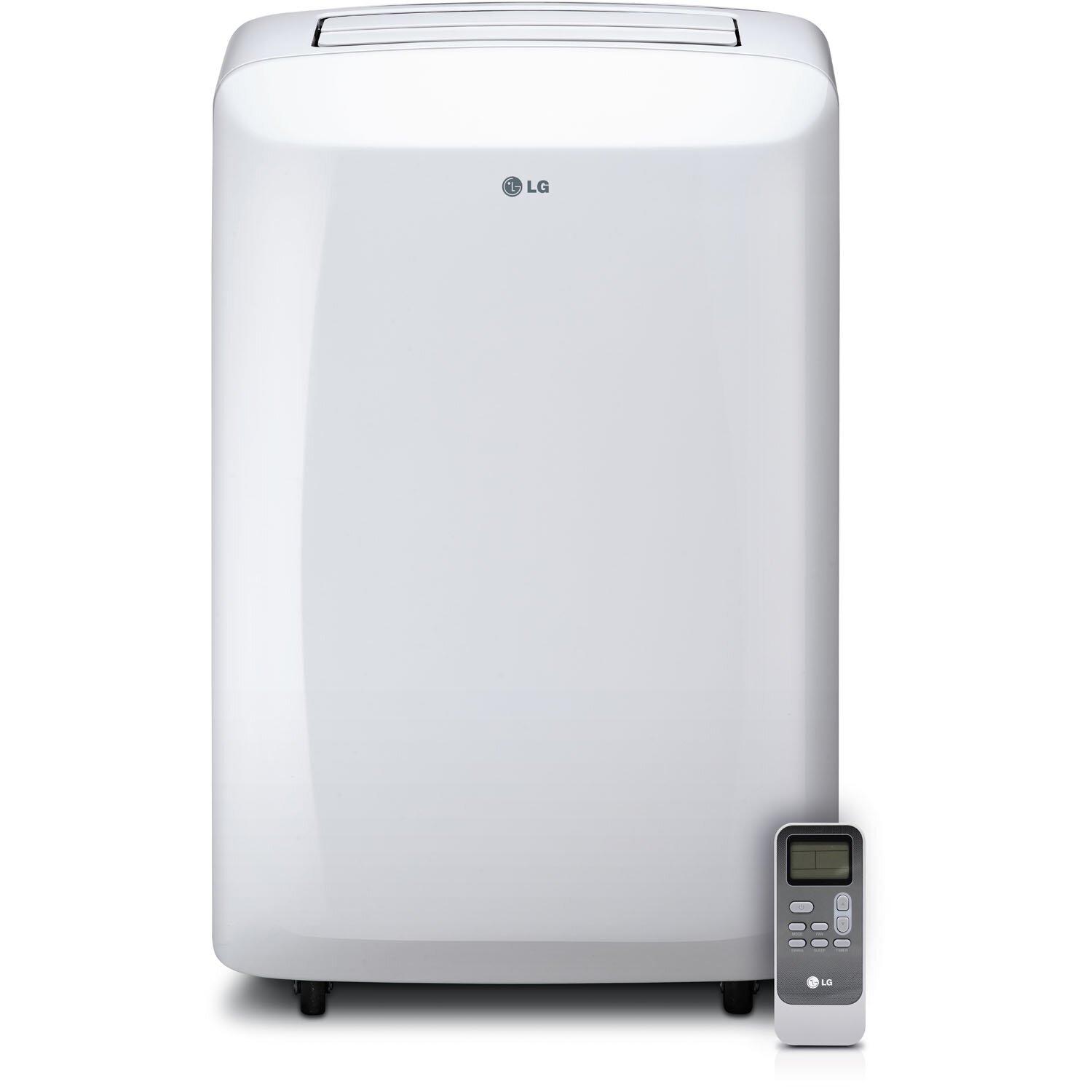 10 000 BTU Portable Air Conditioner with Remote Control Wayfair #545648
