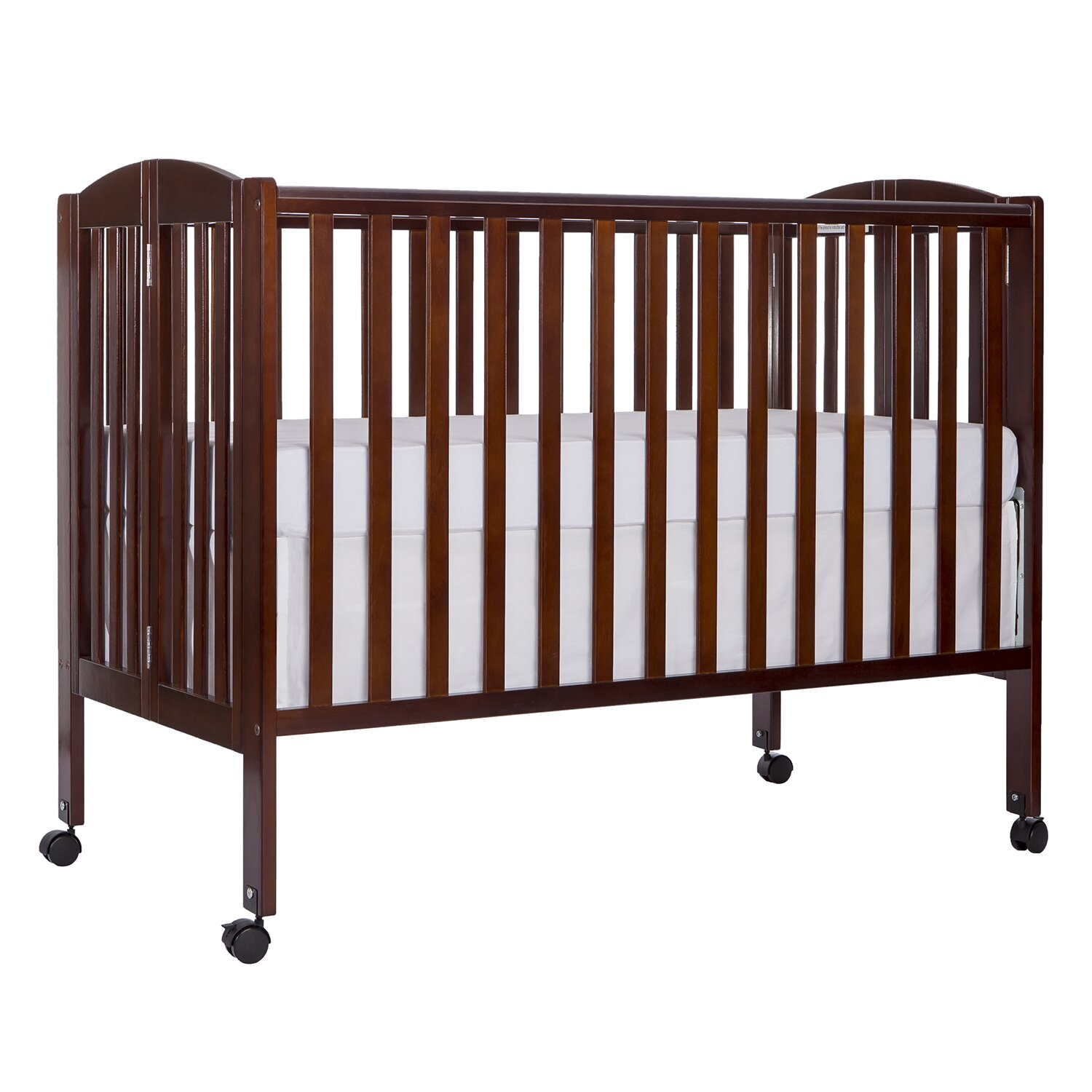 Dream On Me Full Size Folding Convertible Crib Amp Reviews