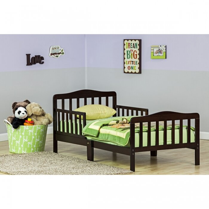 Dream On Me Classic Toddler Bed & Reviews | Wayfair