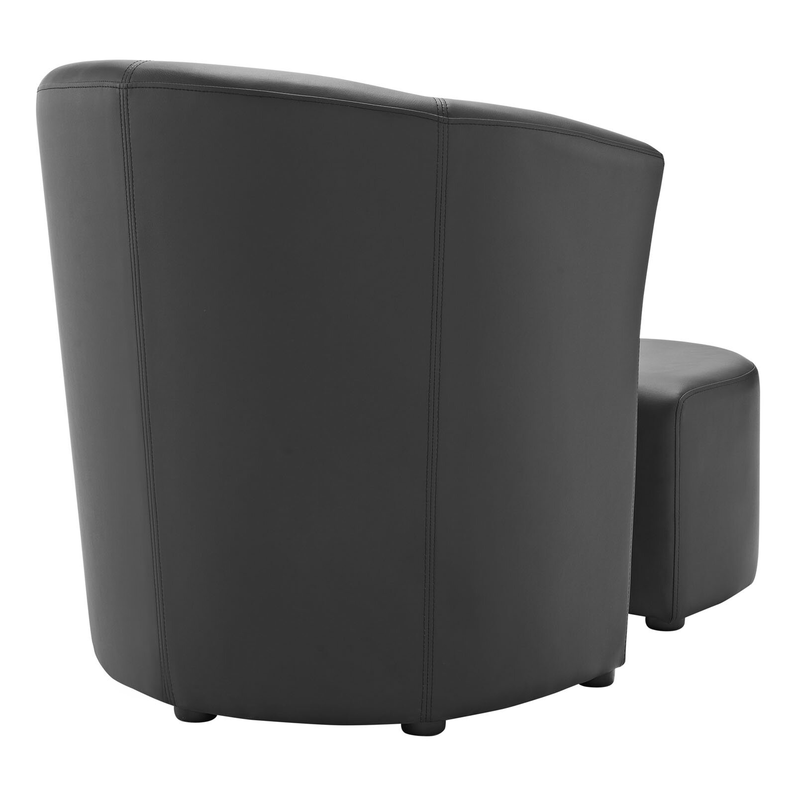 Modway Divulge Arm Chair and Ottoman Set & Reviews