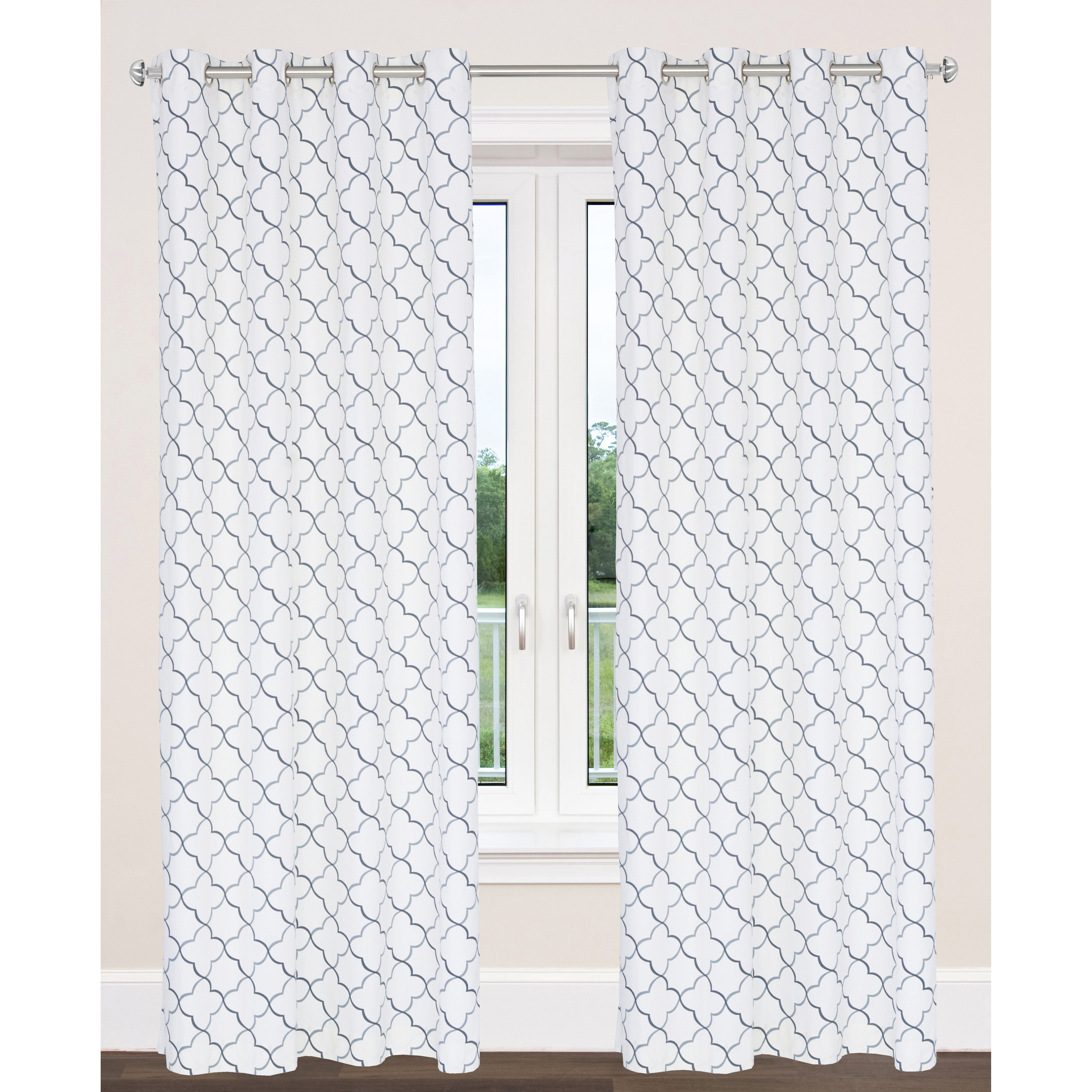 treatments curtains drapes 95 107 length curtains d