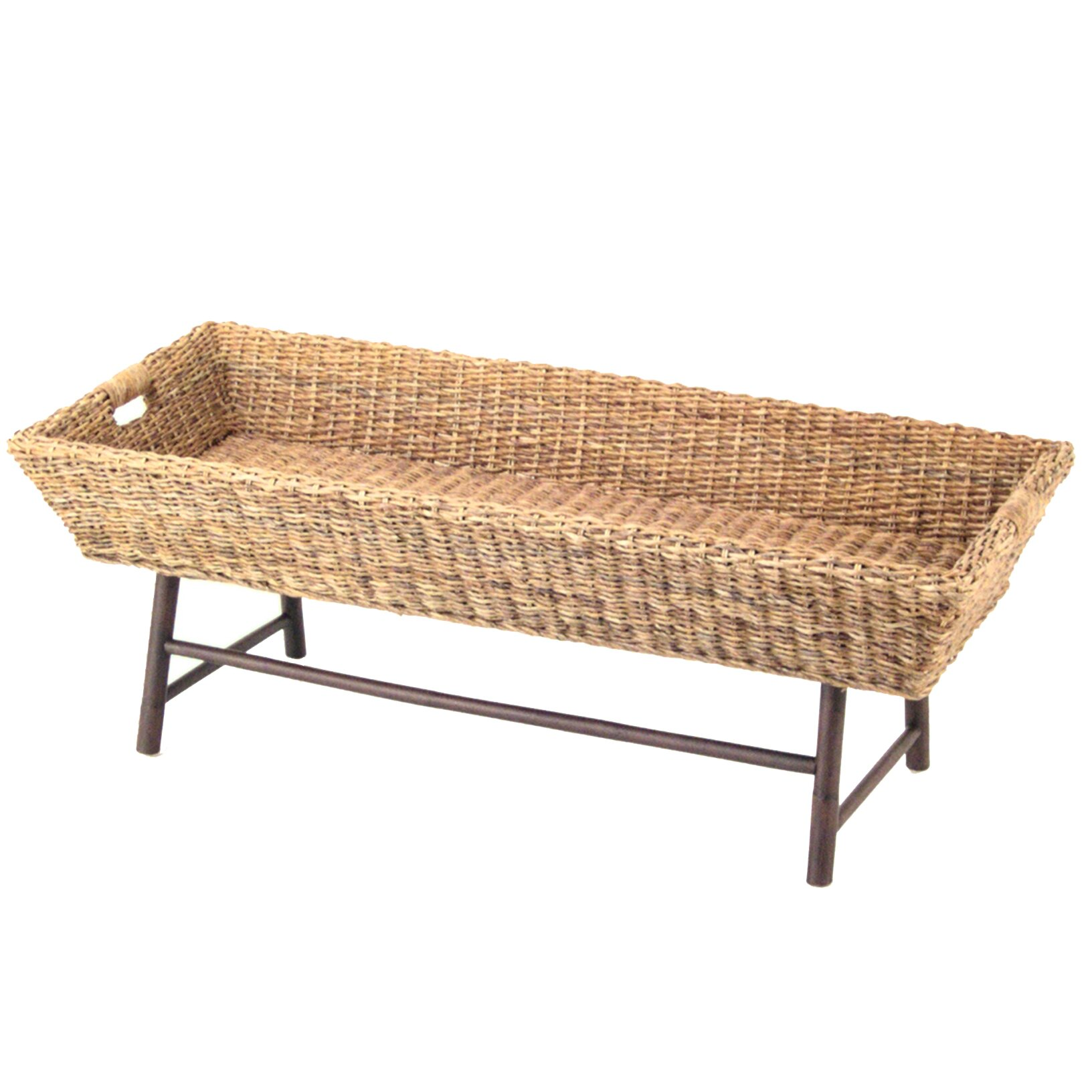 Basket Coffee Table Wayfair