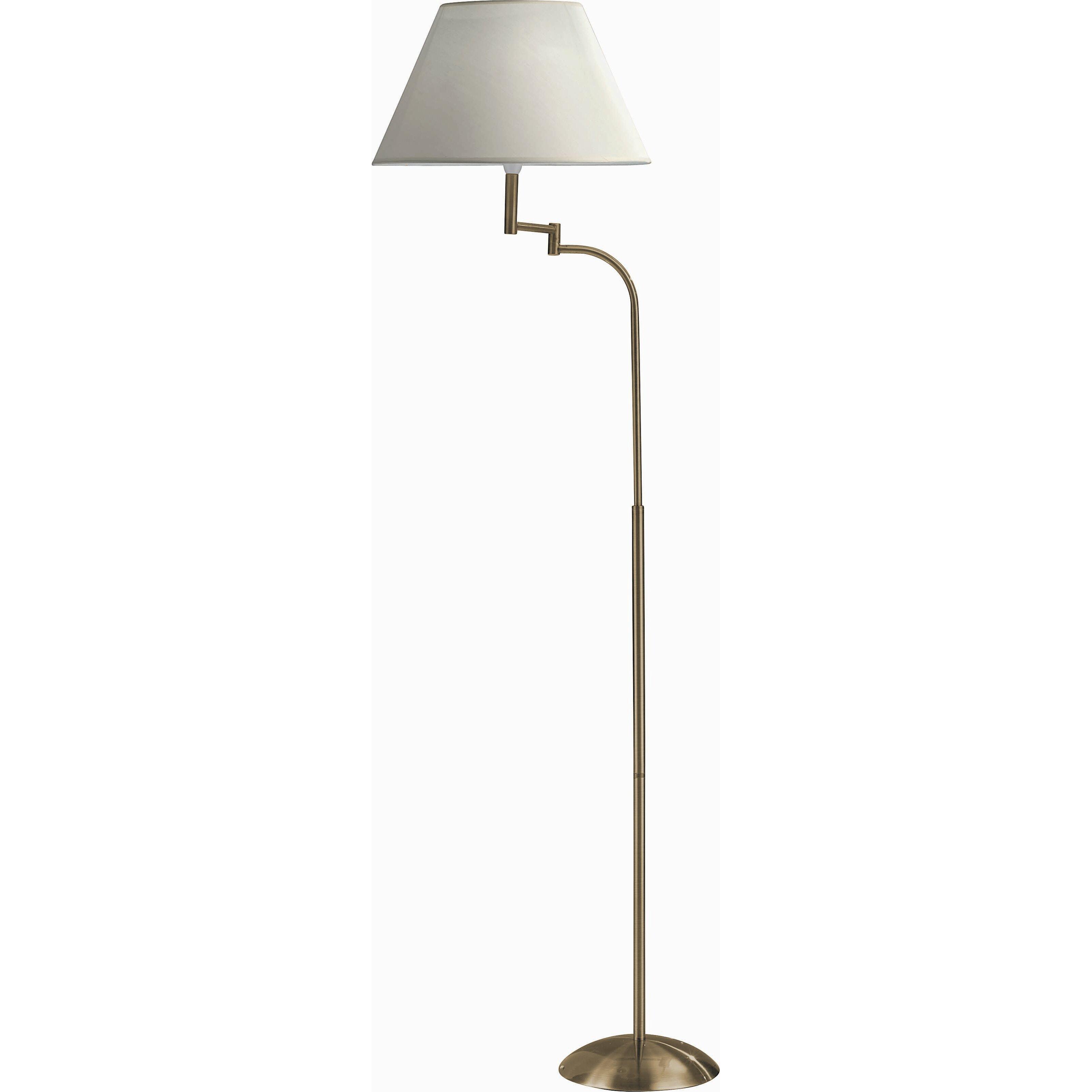 The lighting interiors group 159cm reading floor lamp for Reading floor lamp reviews
