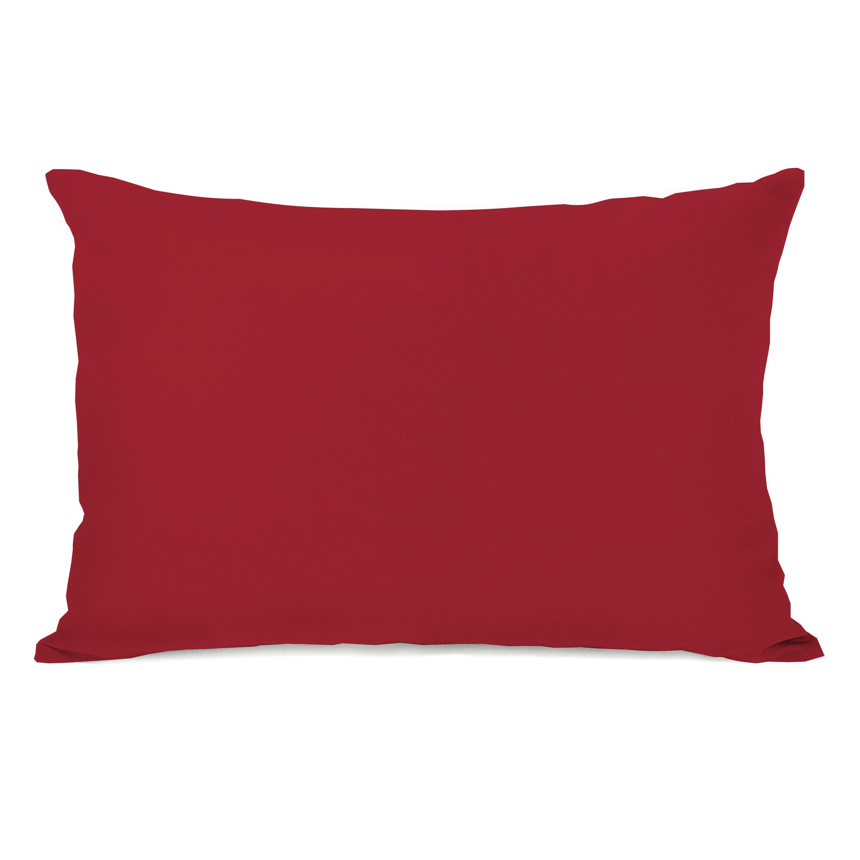 Canada Script Lumbar Pillow Wayfair Ca