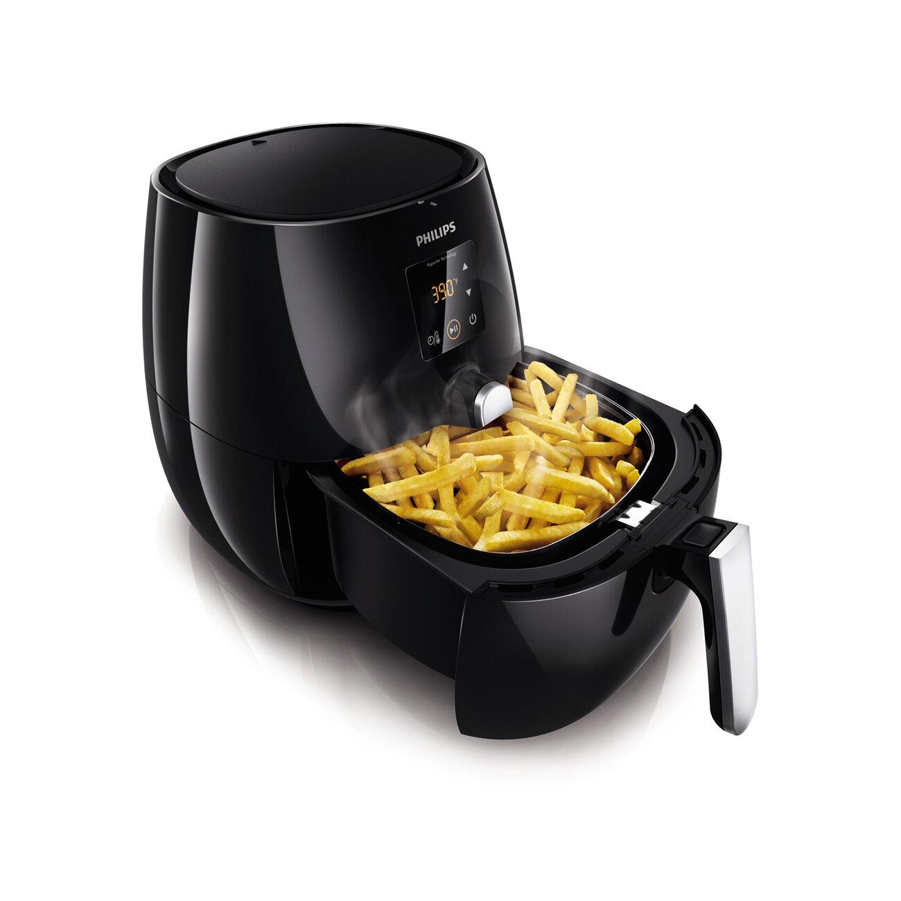 Viva Home Decor Philips Oil Less Fryer With Rapid Air Technology Wayfair