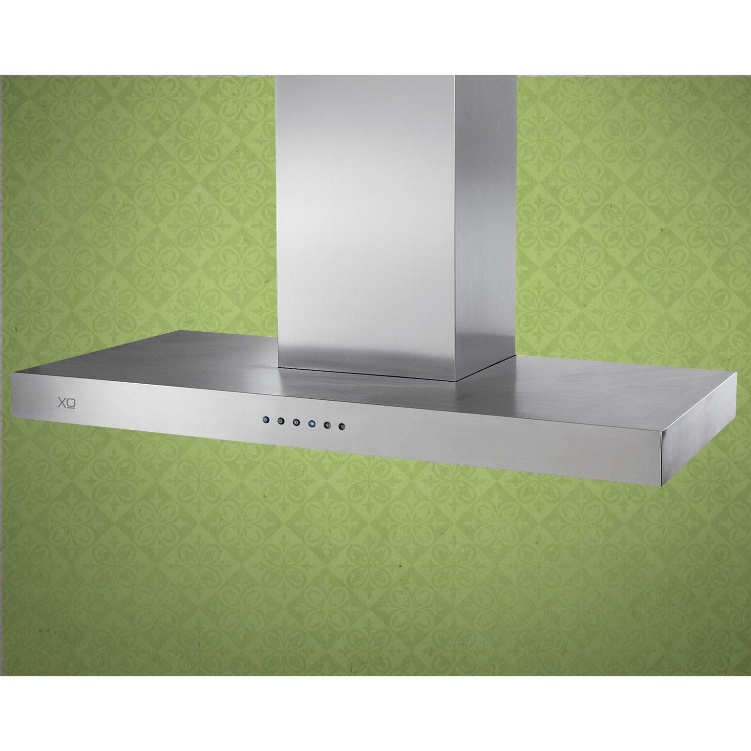 "Xo Kitchen: XO Ventilation 24"" 600 CFM Wall Mount Range Hood"