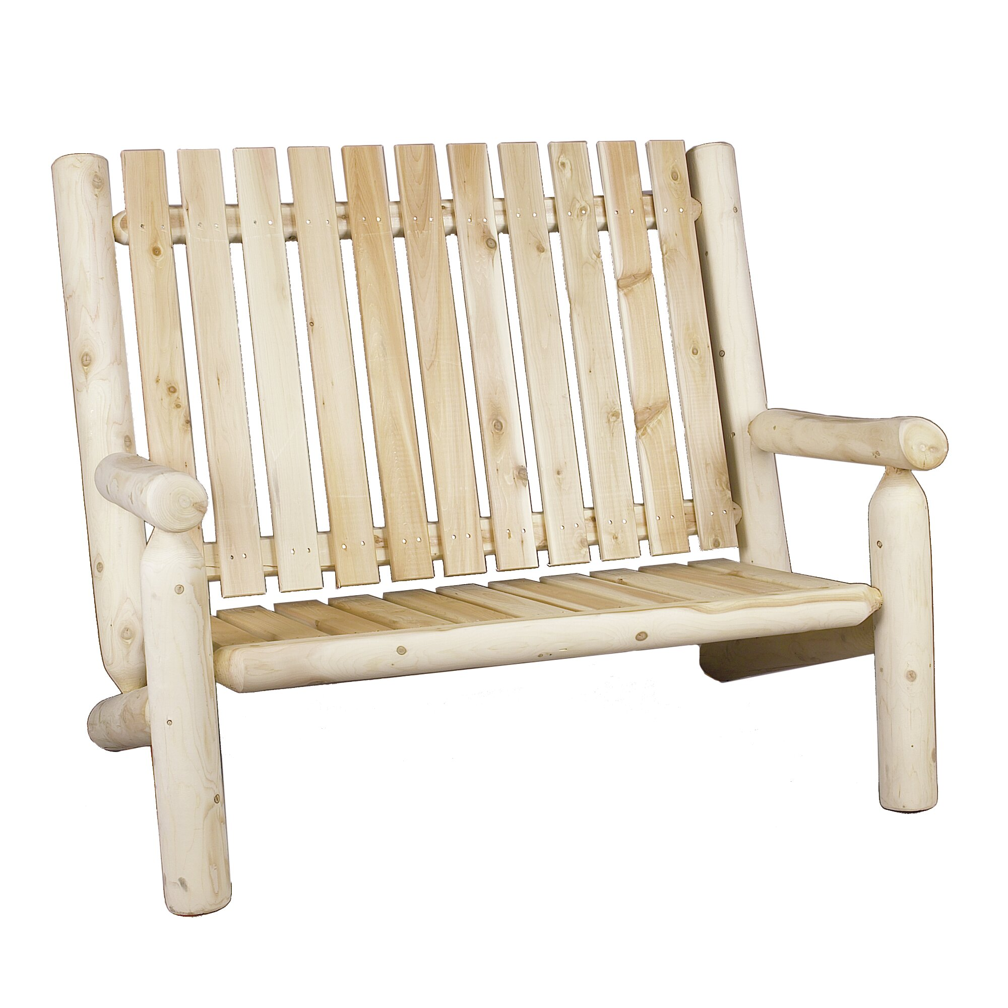 #8B6F40 Rustic Natural Cedar Furniture High Back Cedar Garden Bench with 2000x2000 px of Highly Rated High Back Wooden Bench 20002000 picture/photo @ avoidforclosure.info