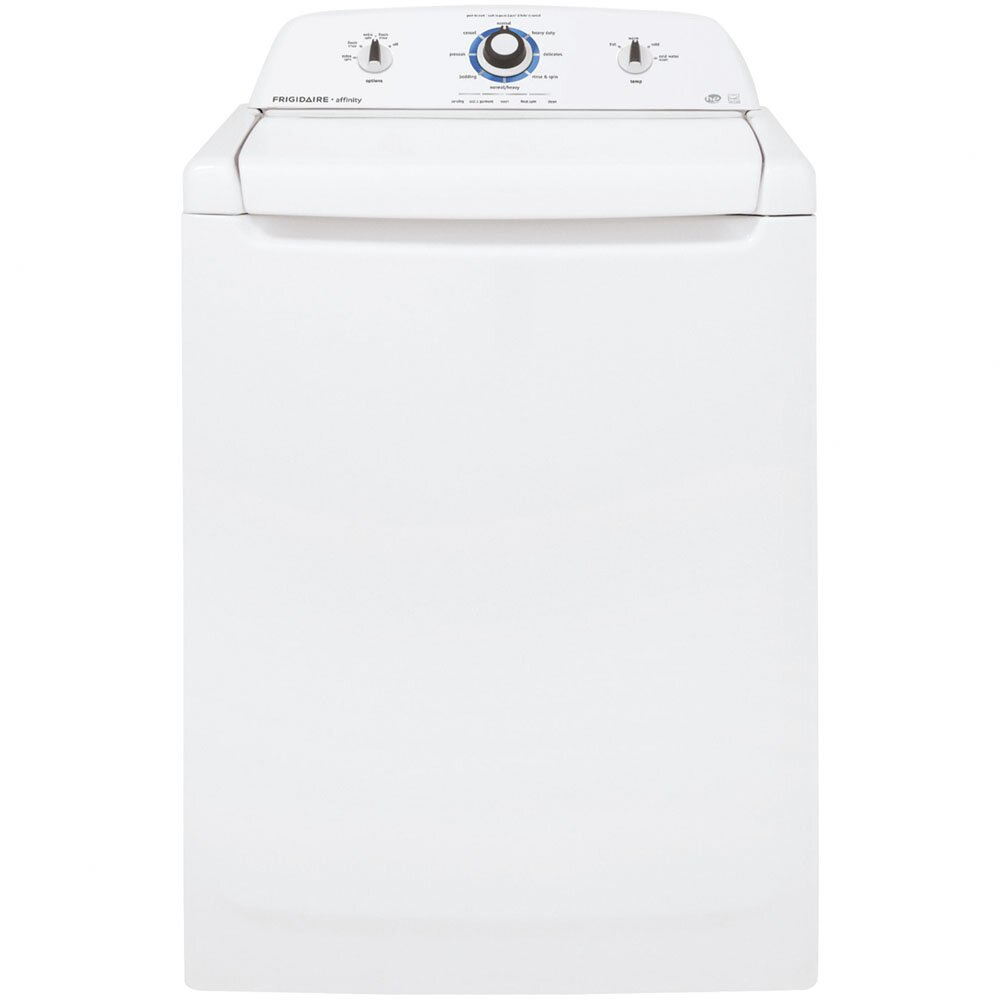 frigidaire affinity series 3 4 cu ft top loading washer reviews wayfair. Black Bedroom Furniture Sets. Home Design Ideas