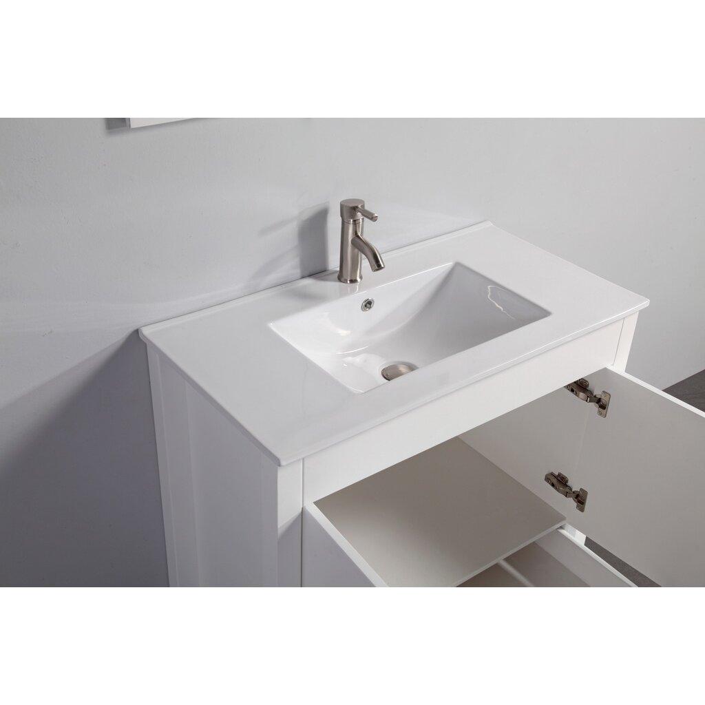 Legion Furniture 36 Quot Single Bathroom Vanity Set With