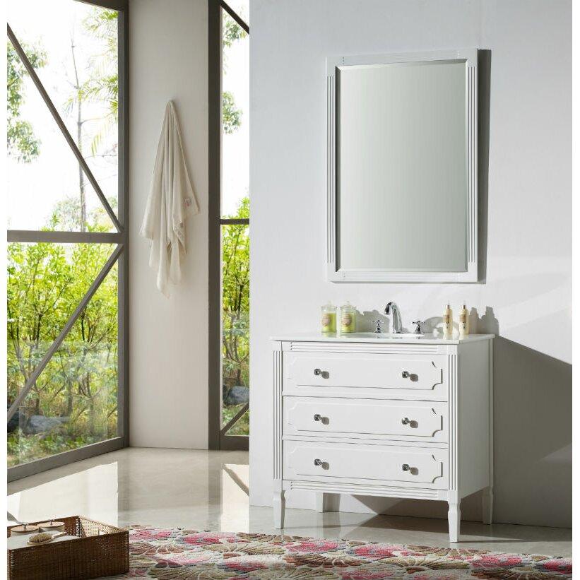 Legion Furniture 36 Quot Bathroom Vanity Set Amp Reviews Wayfair
