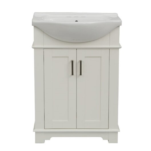 Legion Furniture 24 Quot Single Bathroom Vanity Set Amp Reviews