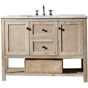 Legion Furniture 48 Quot Bathroom Vanity Set Amp Reviews Wayfair