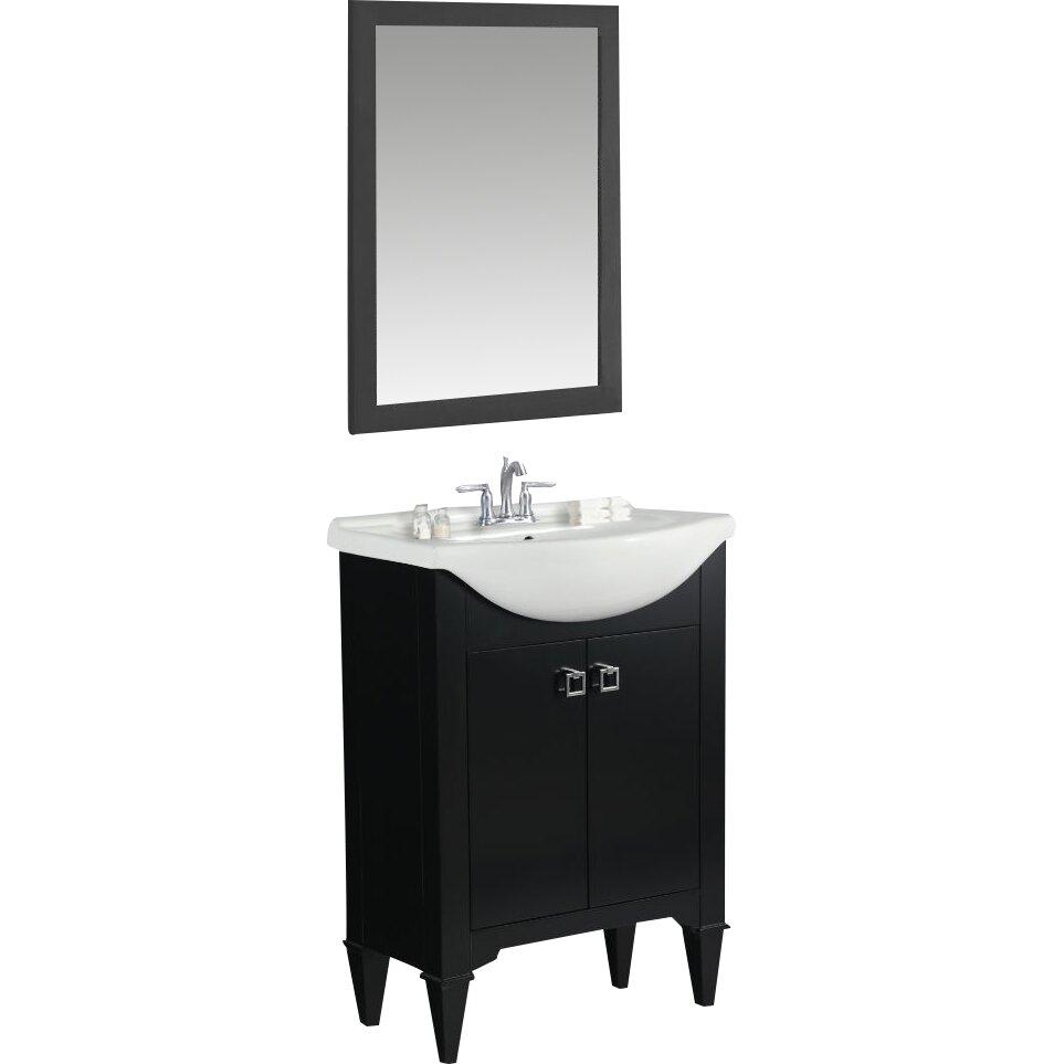 Legion Furniture 24 Quot Single Vanity Set Amp Reviews Wayfair