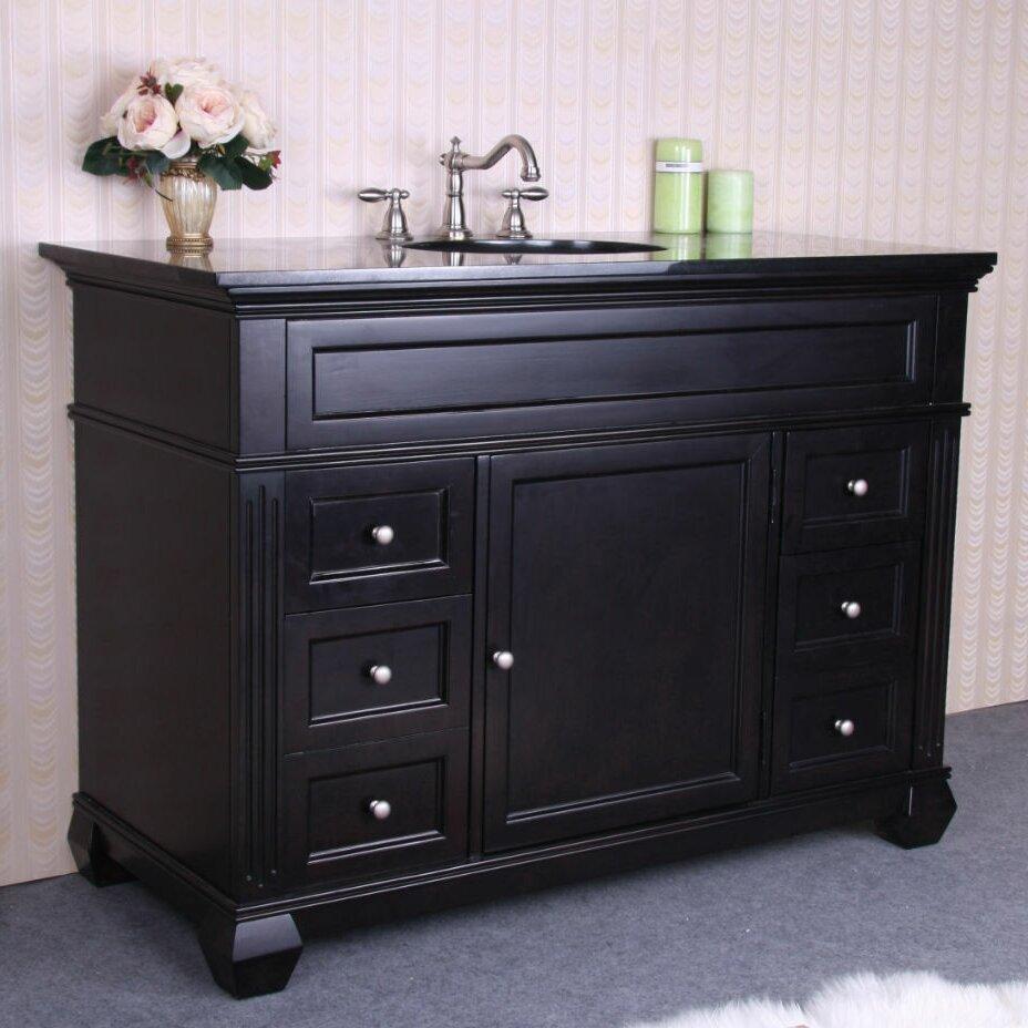 48 Single Bathroom Vanity Set Wayfair