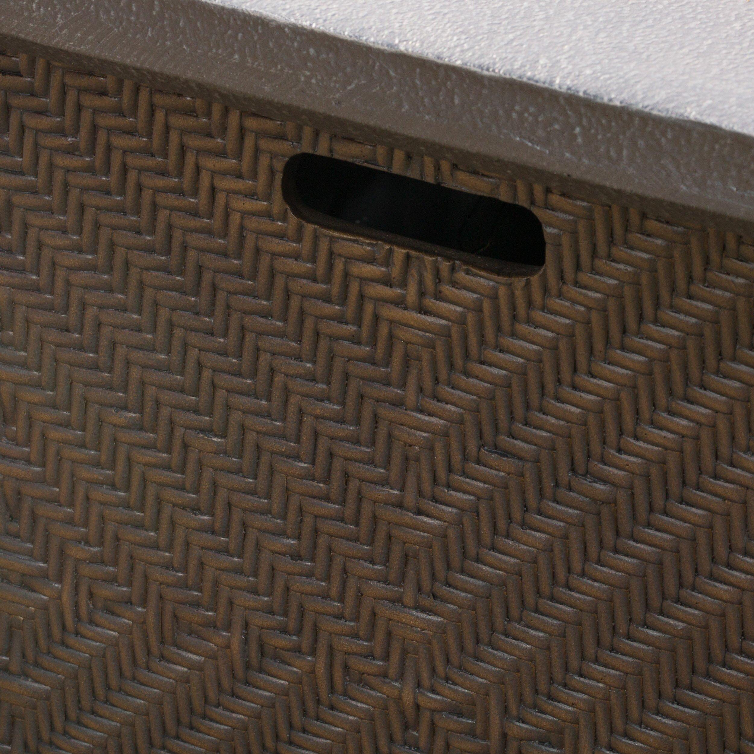 ... Heating ... Propane Outdoor Fireplaces Home Loft Concept SKU: NFN4235