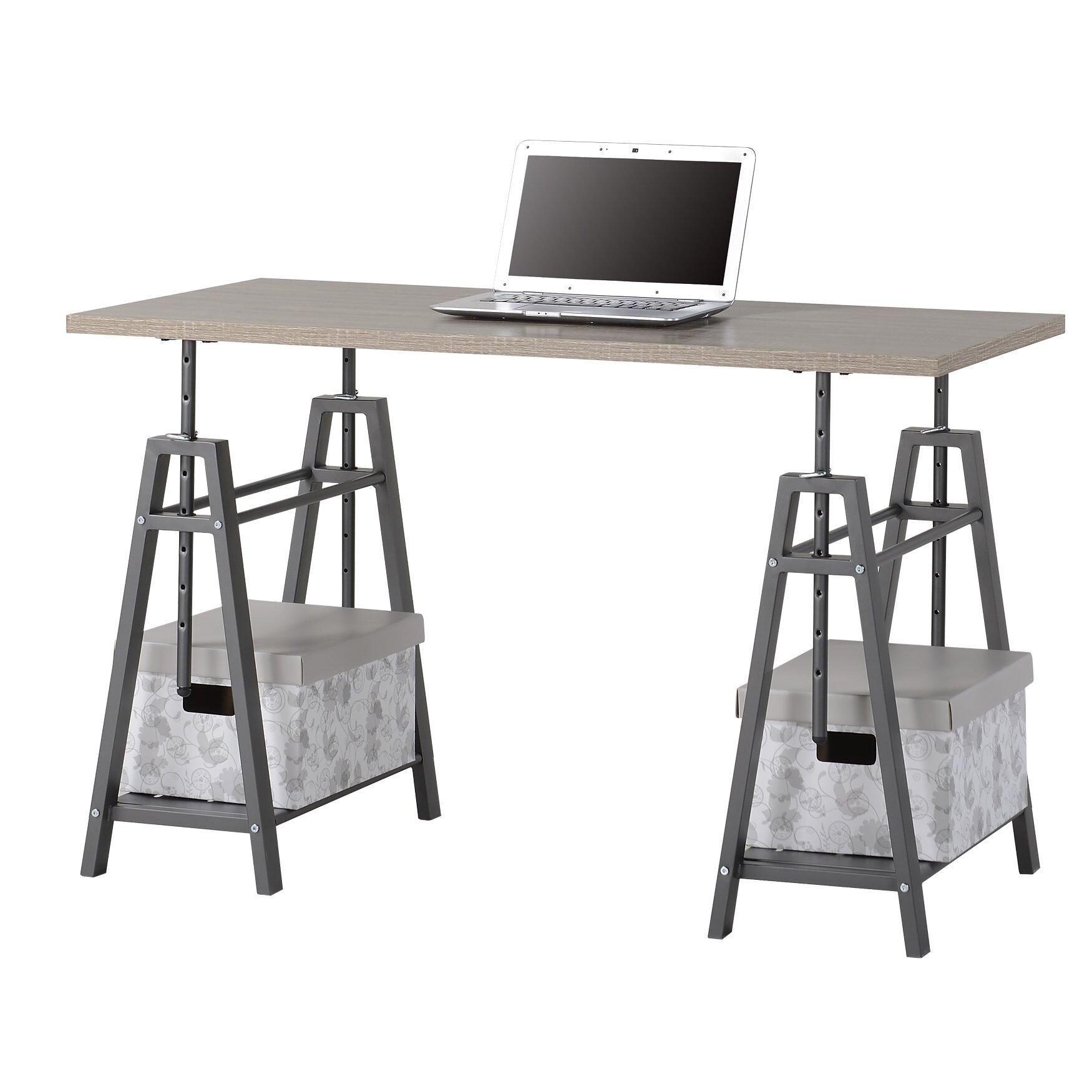Homestar Height Adjustable Desk & Reviews