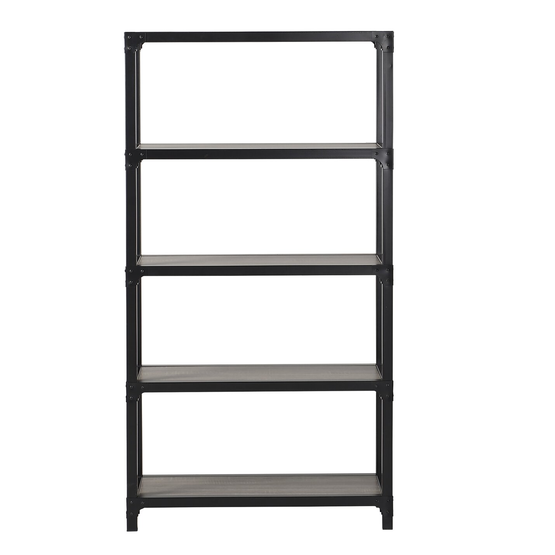 homestar 4 shelf 56 7 etagere reviews. Black Bedroom Furniture Sets. Home Design Ideas