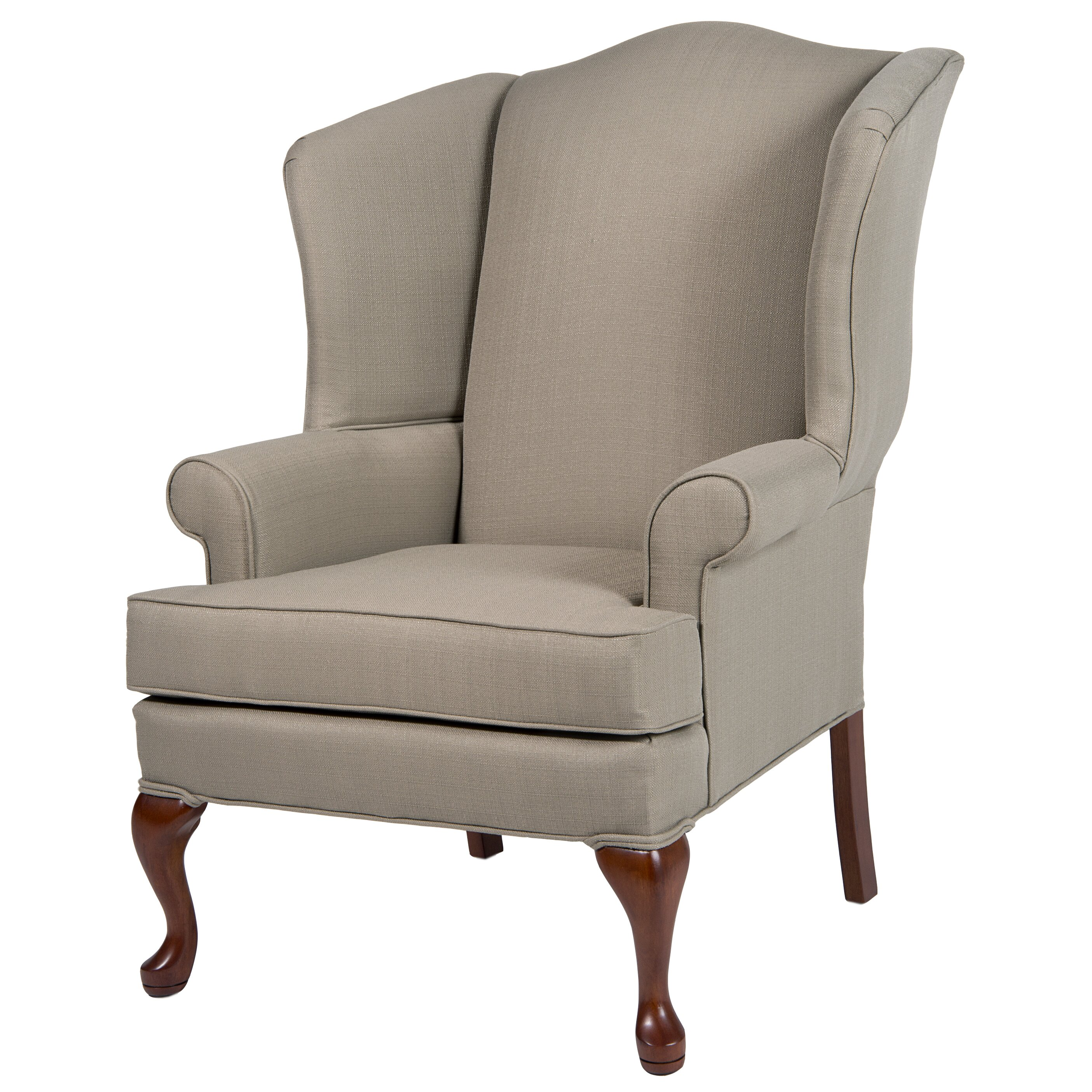 Beautiful Wing Back Accent Chair Best