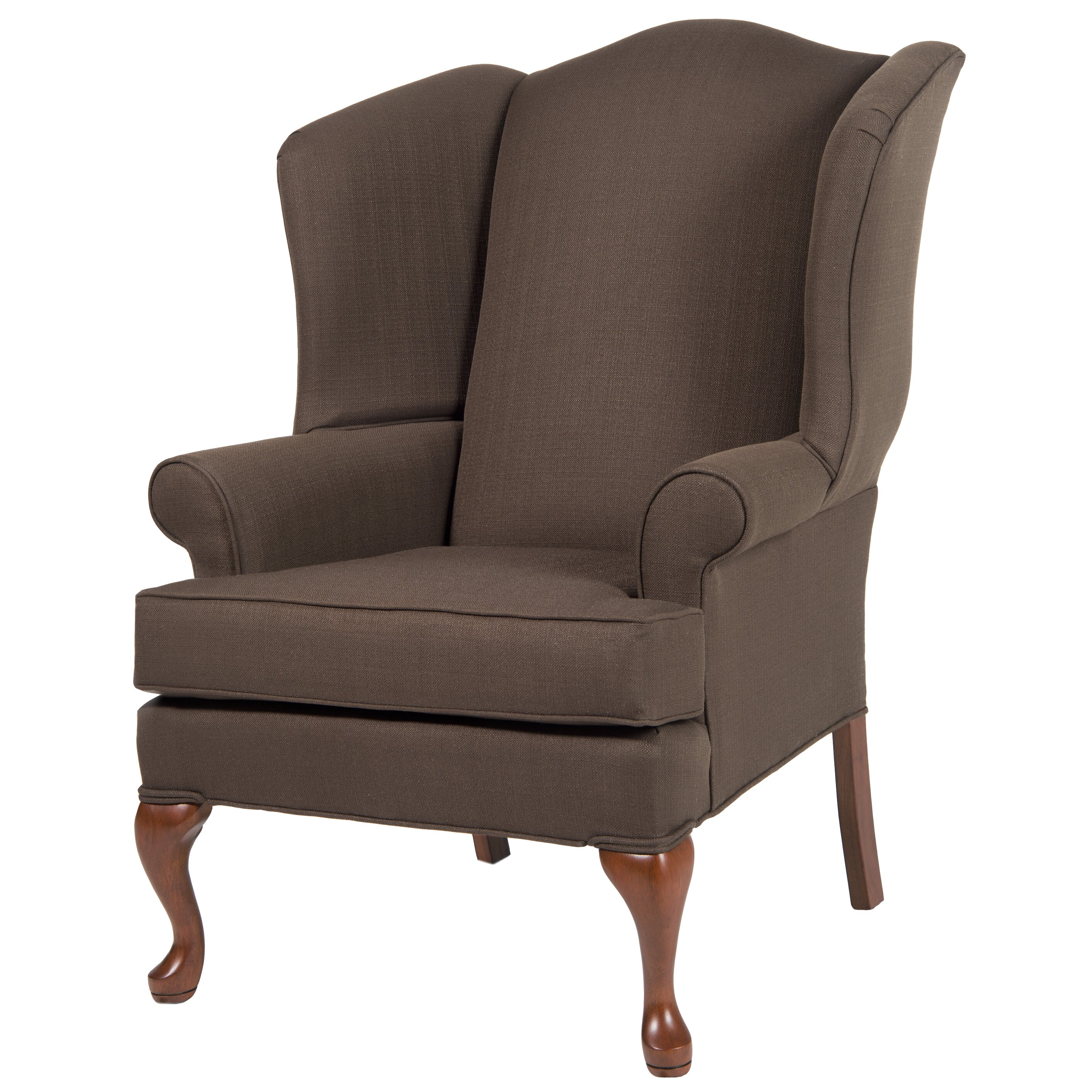 fort Pointe Erin Wing Back Chair & Reviews