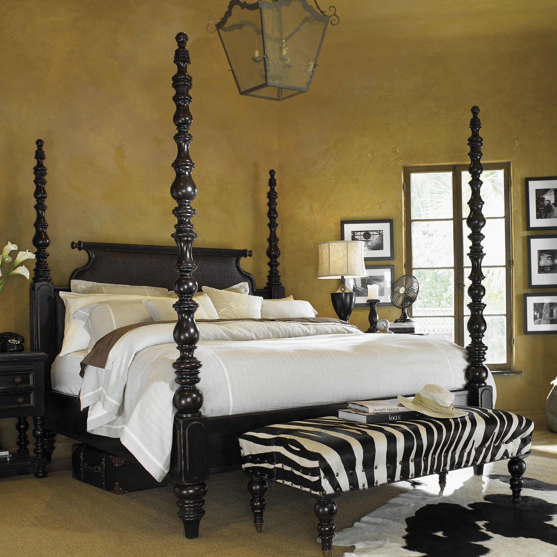 tommy bahama home kingstown four poster bed reviews