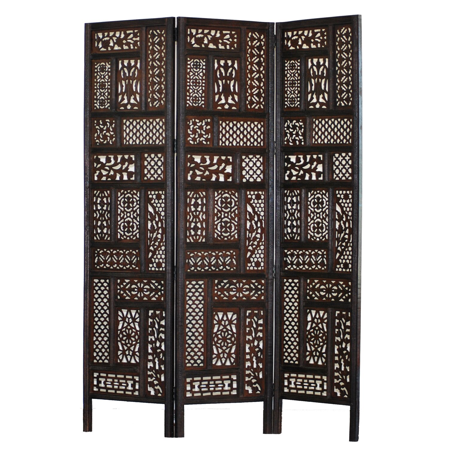 Home amp More 70quot x 54quot Hemmingway 3 Panel Room Divider  : Home and More 54 x 70 Hemmingway 3 Panel Room Divider 14013 from www.wayfair.com size 1500 x 1500 jpeg 550kB