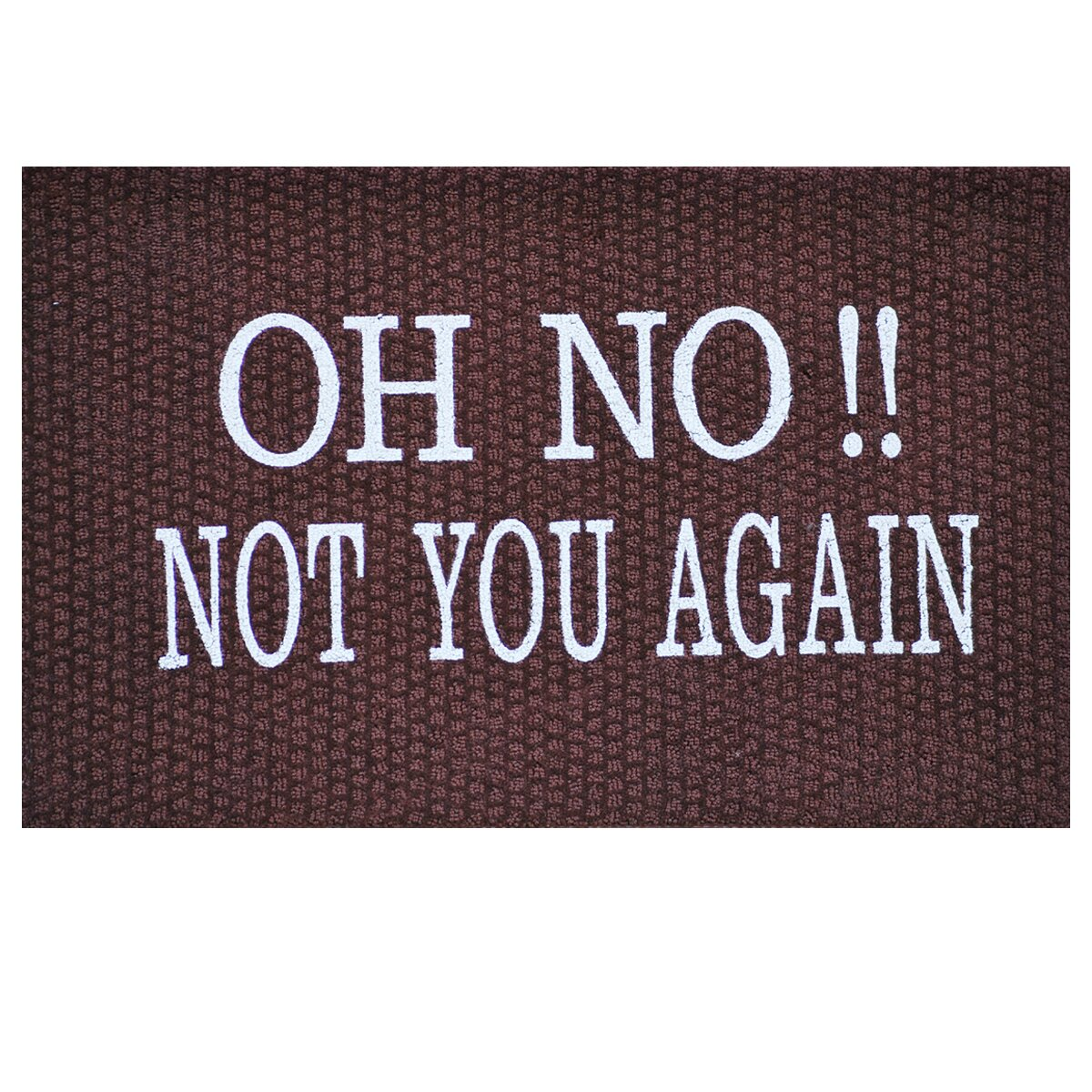 Oh No Doormat