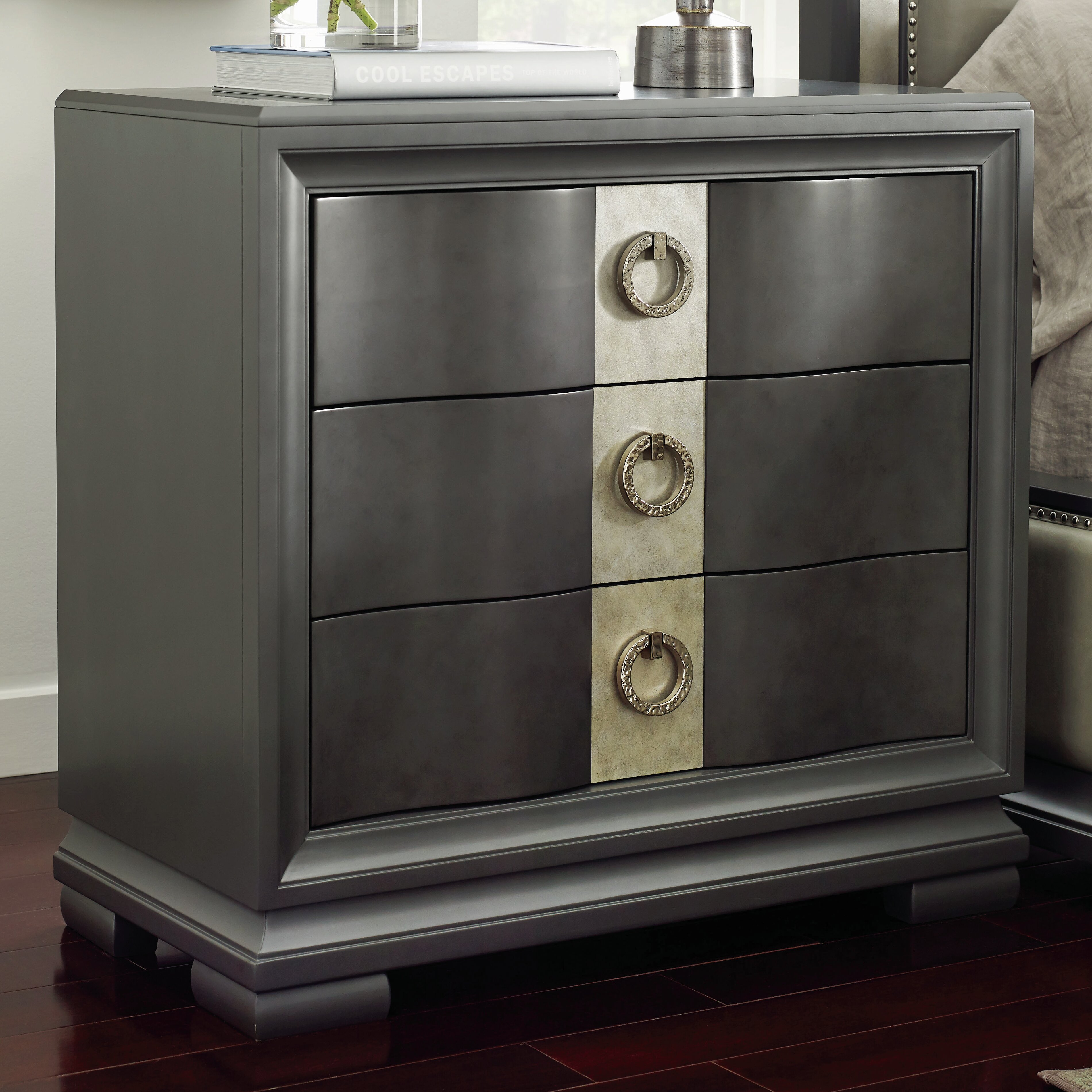 Tower Suite Upholstered Platform Customizable Bedroom Set Wayfair