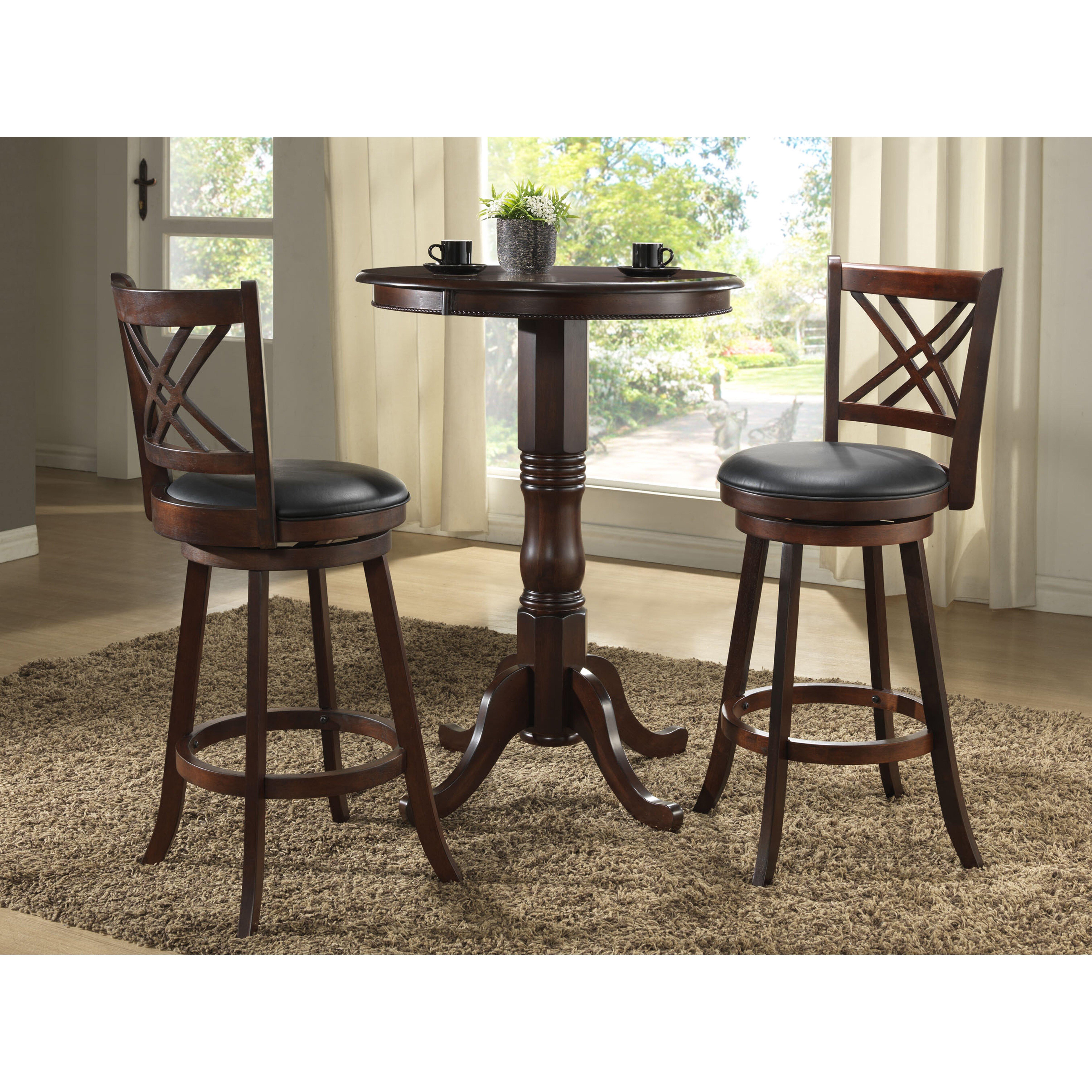 Distressed 29quot Swivel Bar Stool Wayfair : ECI Furniture Distressed Walnut 29 Bar Stool 1300 35 BS 29 from www.wayfair.com size 6023 x 6023 jpeg 4381kB
