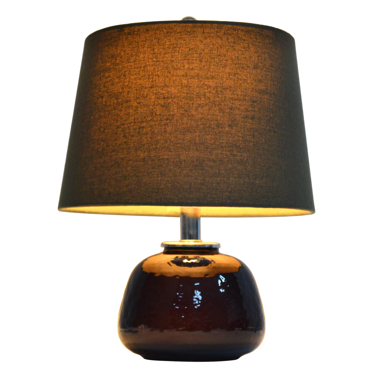 "15"" H Table Lamp with Empire Shade | Wayfair.ca"