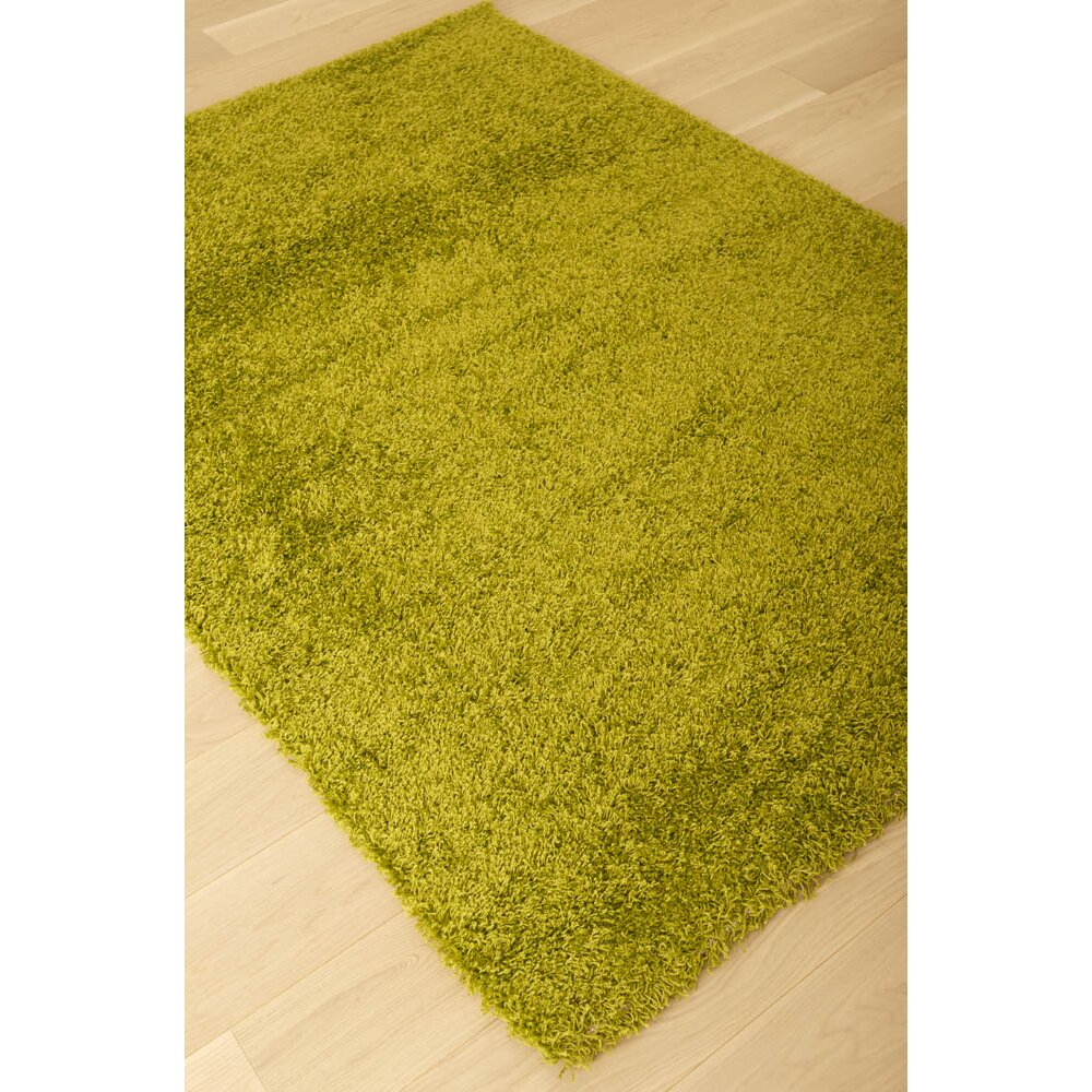 Abacasa Domino Apple Green Area Rug