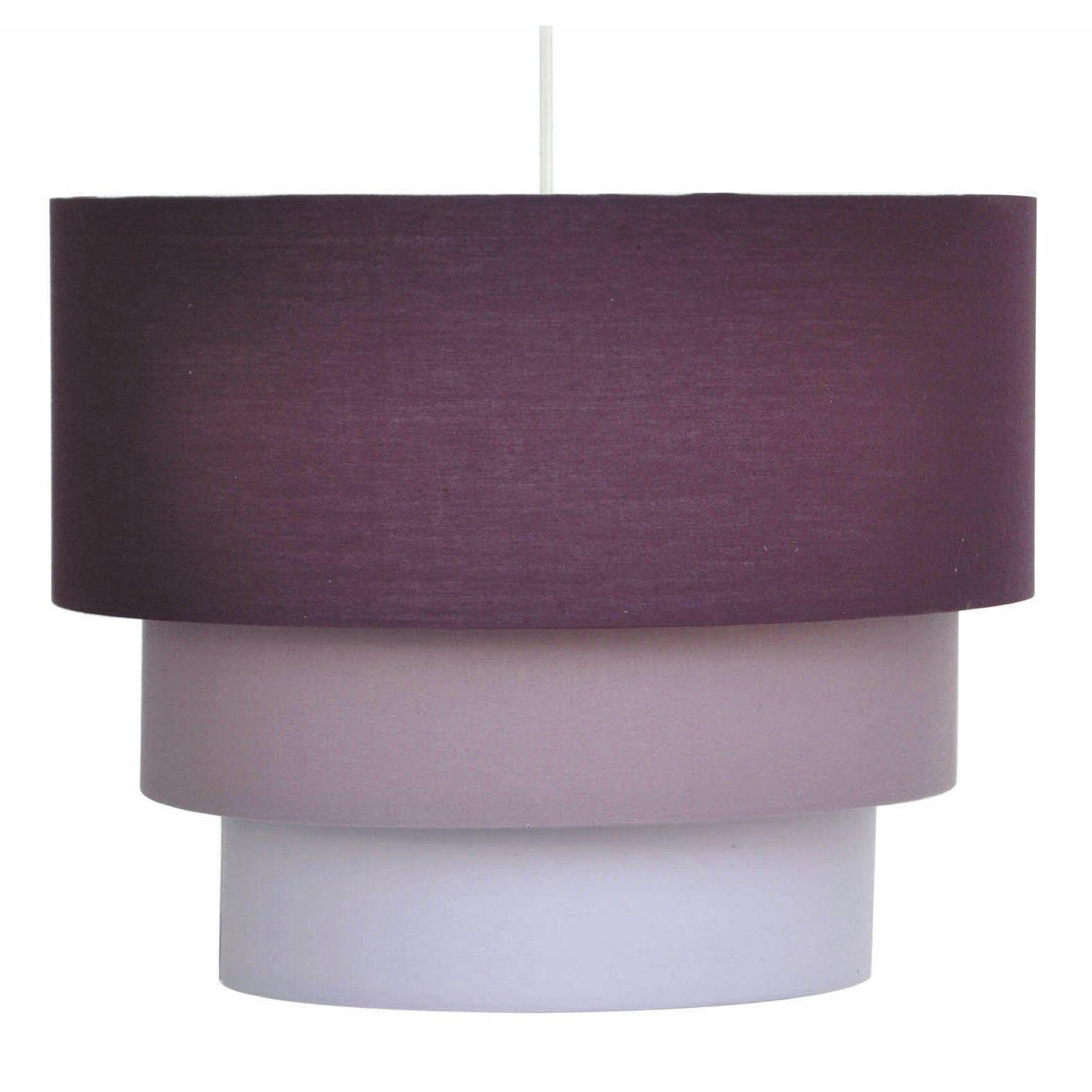 30 cm lampenschirm aus stoff von pacific lifestyle. Black Bedroom Furniture Sets. Home Design Ideas
