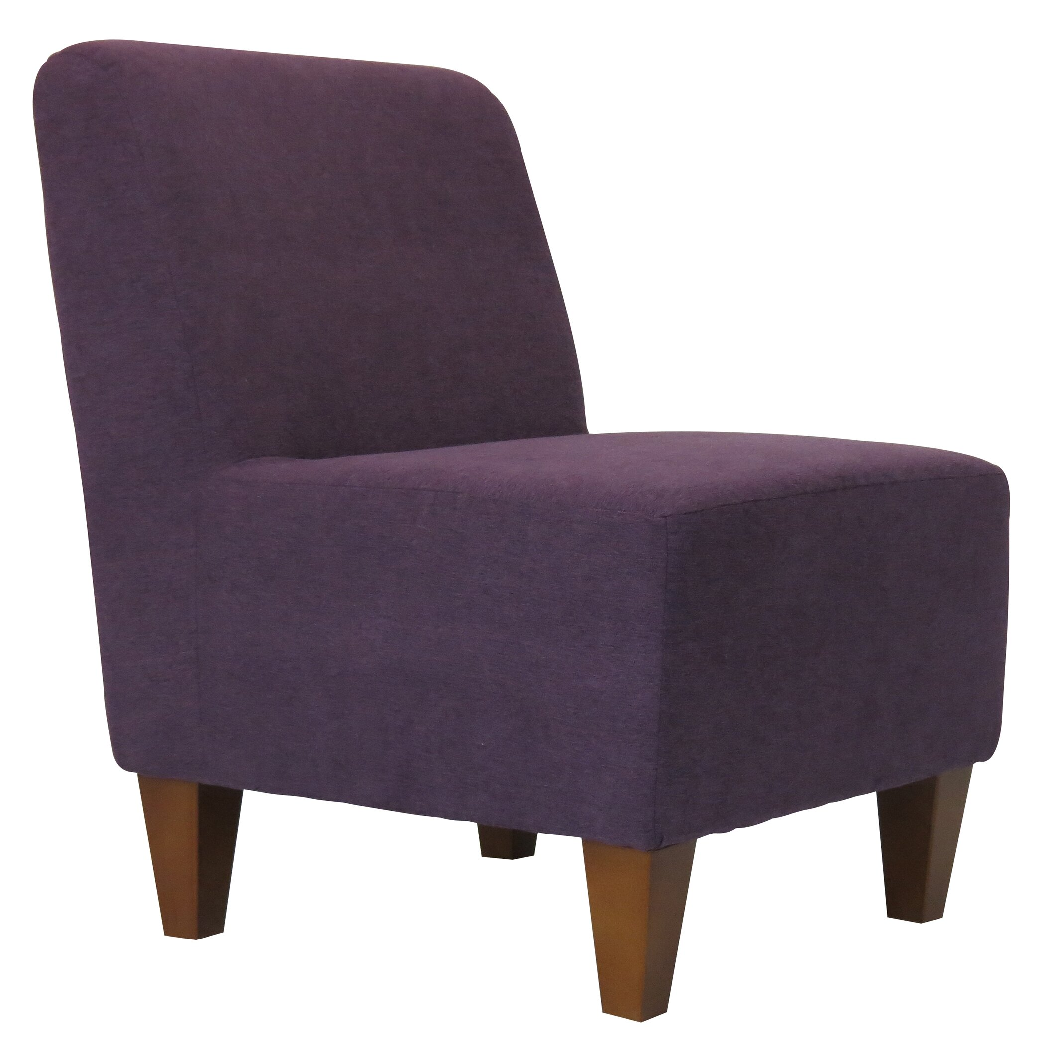 Fox Hill Trading Penelope Armless Slipper Chair & Reviews  Wayfair