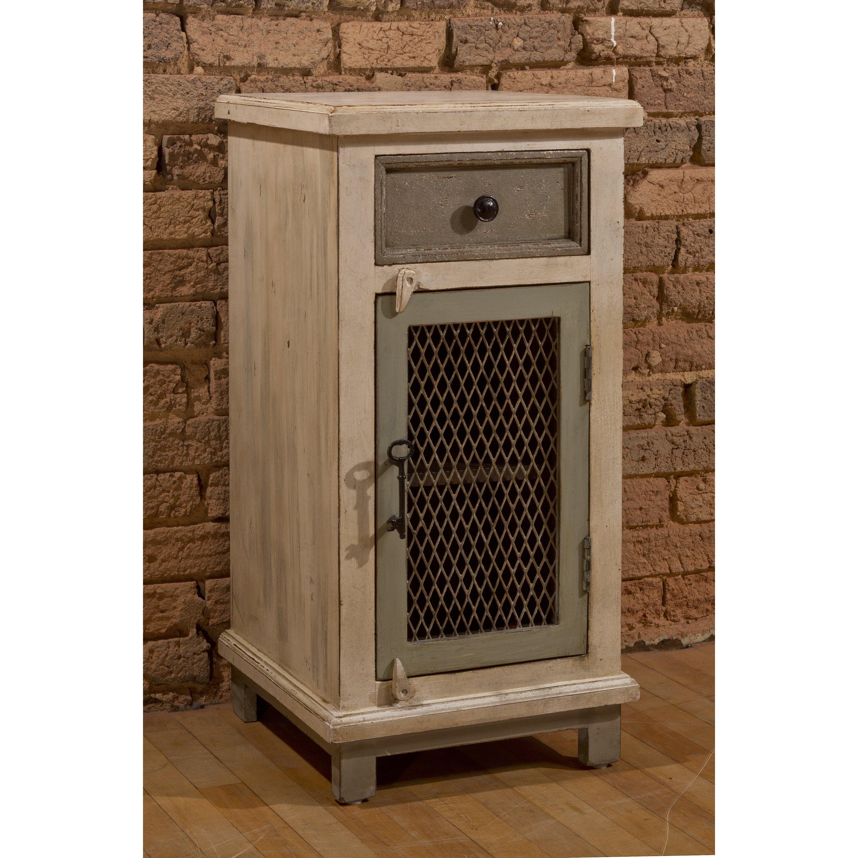 Chicken Wire Kitchen Cabinet Doors: LaRose Cabinet With Chicken Wire Door