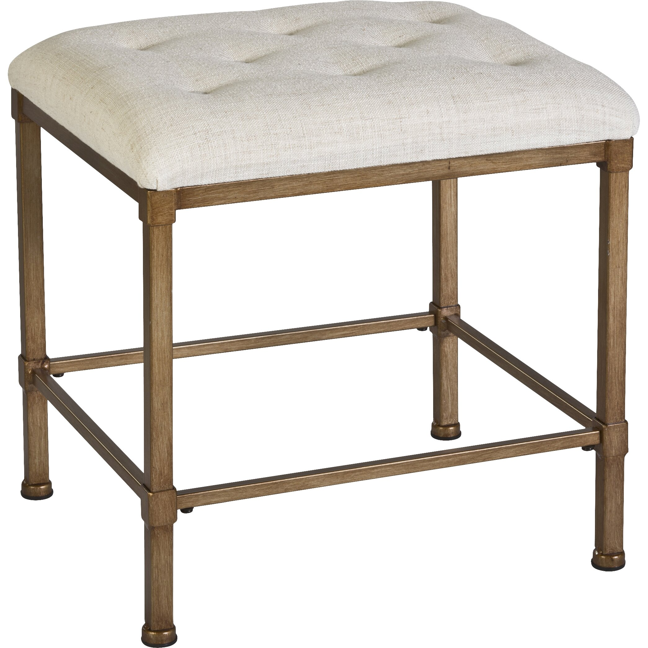 Katherine Backless Vanity Stool Wayfair