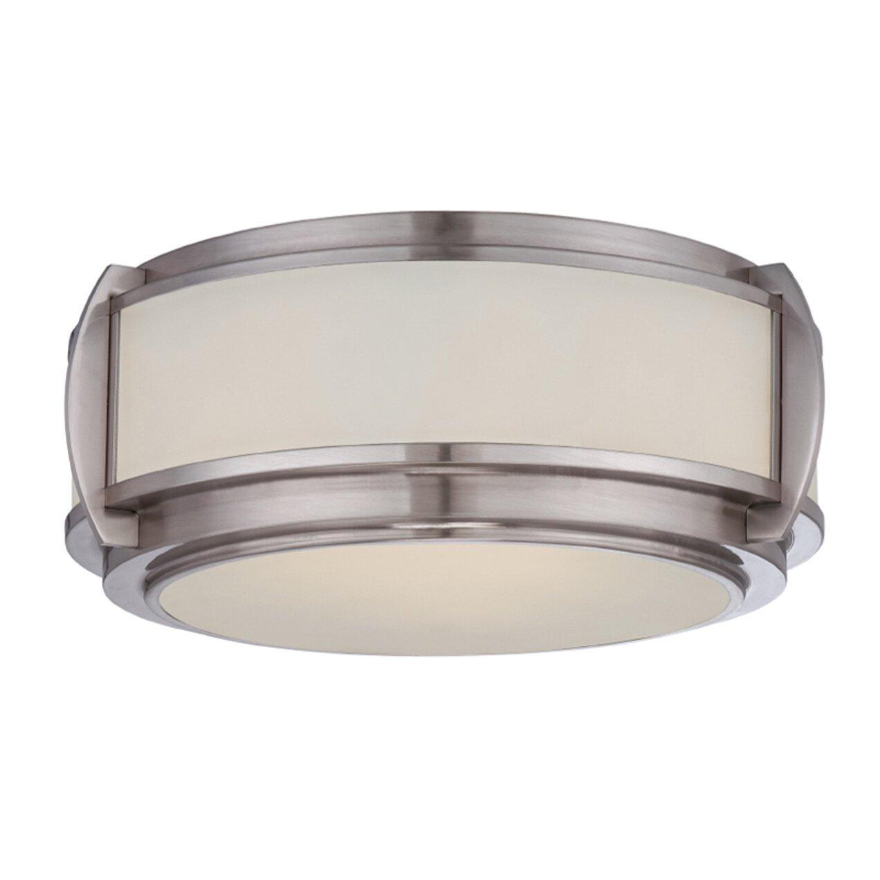 Quoizel 3 Light Flush Ceiling Light & Reviews