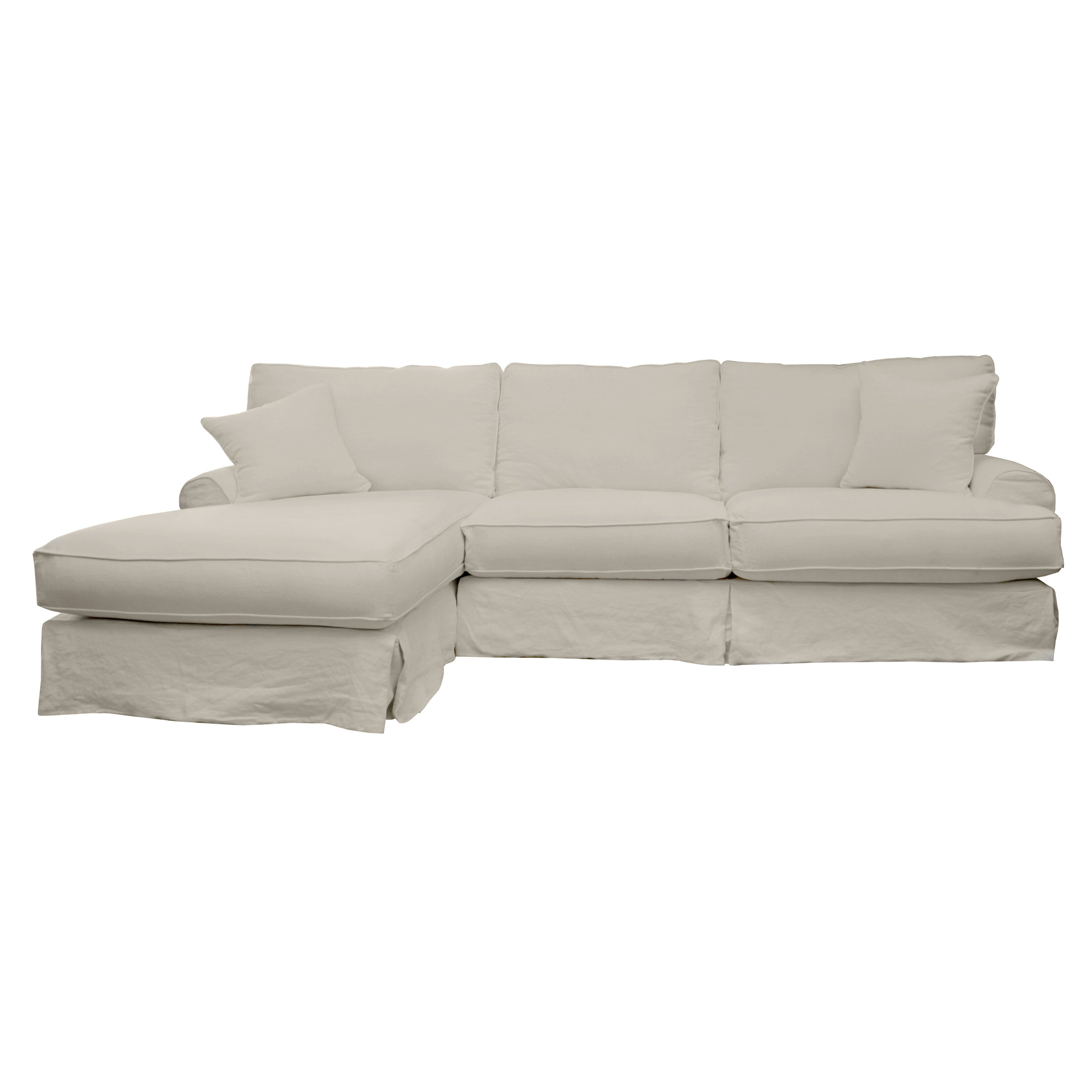 Vincent 120 Right Facing Sectional Sofa Joss Main