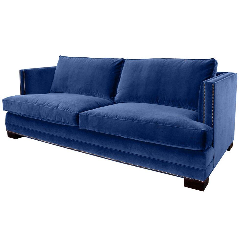 South cone home calais sofa 80 reviews wayfair for Sofa 80 tief