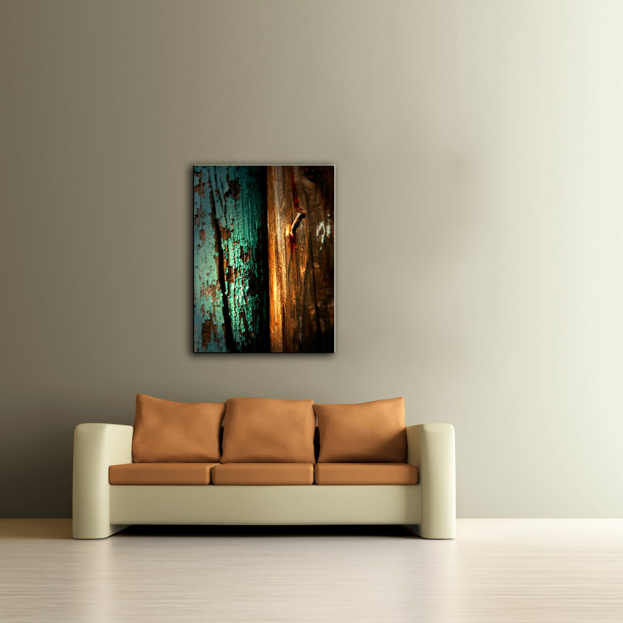Wall Decor Ross : Quot wood nail by mark ross piece photographic print on