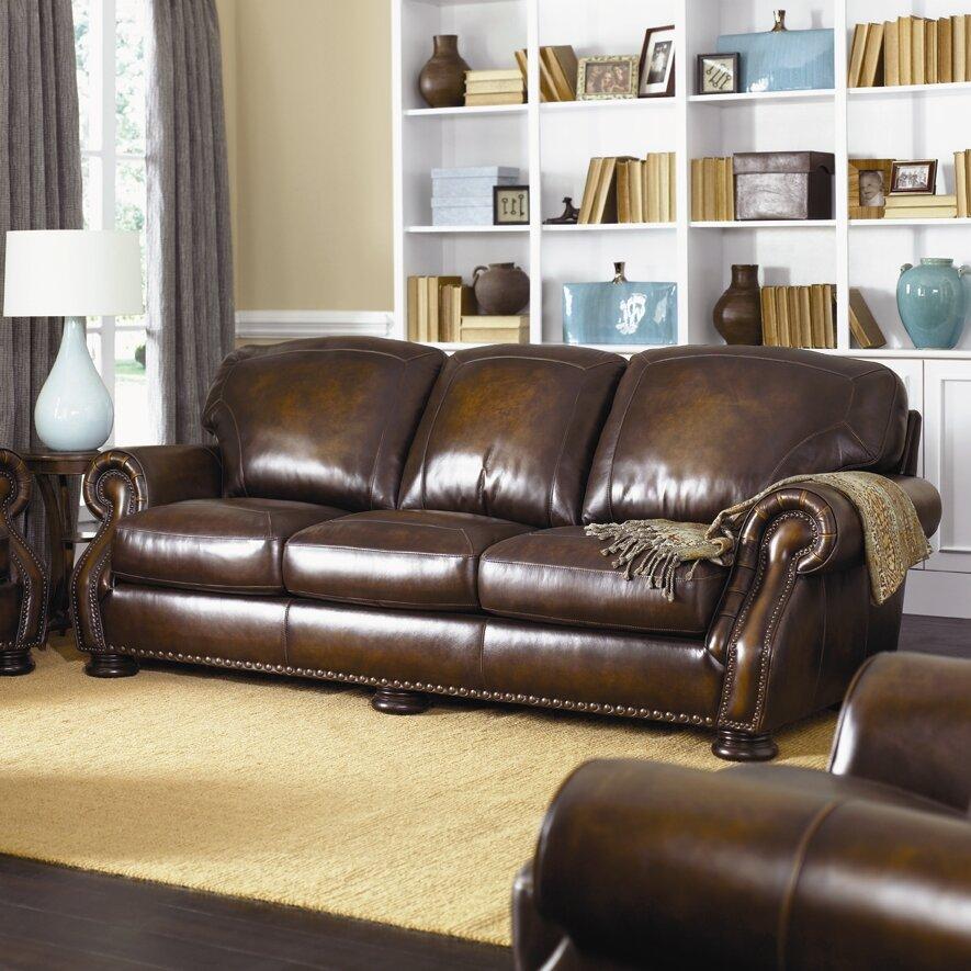 Reviews For Leather Sofas: Simon Li Carlton Leather Sofa & Reviews