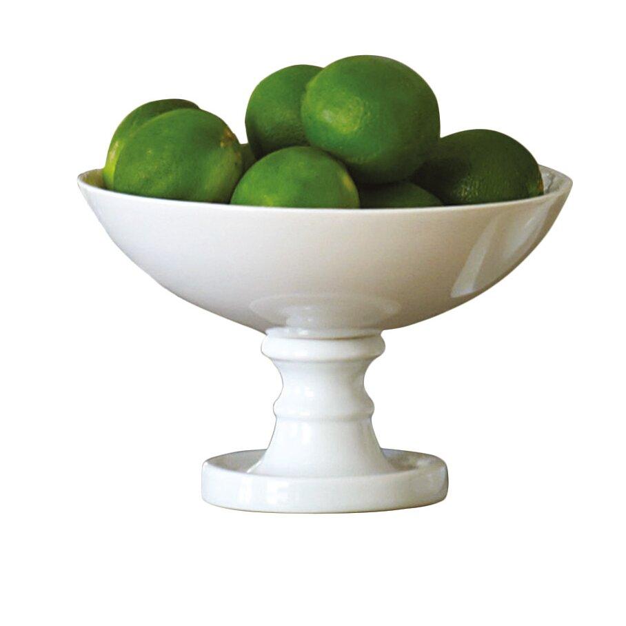 Grand Pedestal Fruit Bowl Wayfair