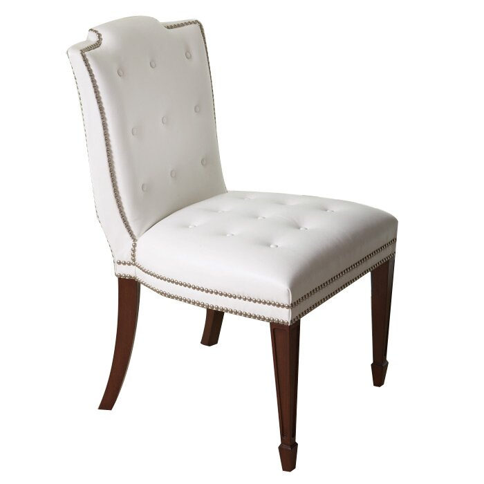 Global Views Dining Chairs: Atlanta Parsons Chair