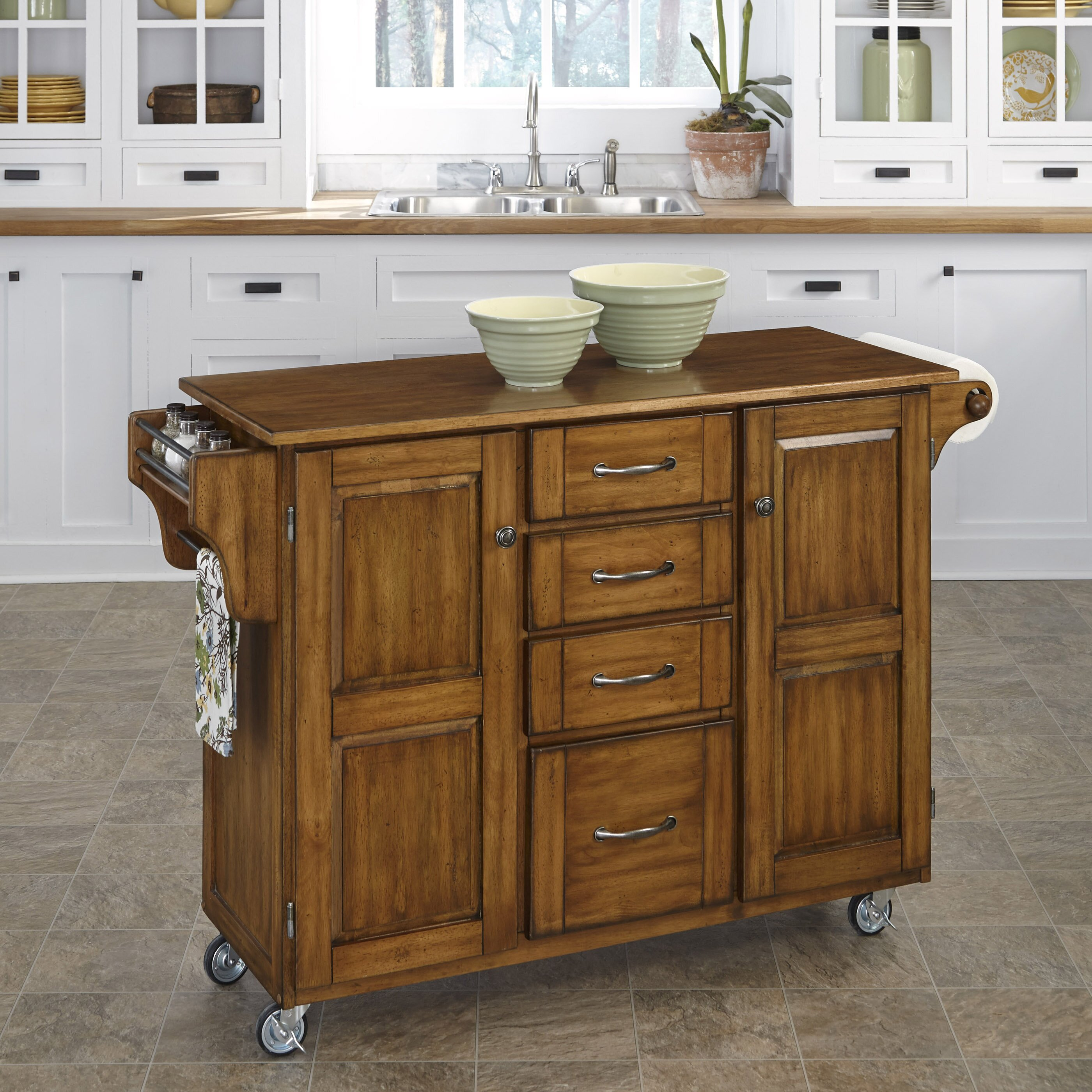 island cart kitchen home styles create a cart kitchen island reviews wayfair 520